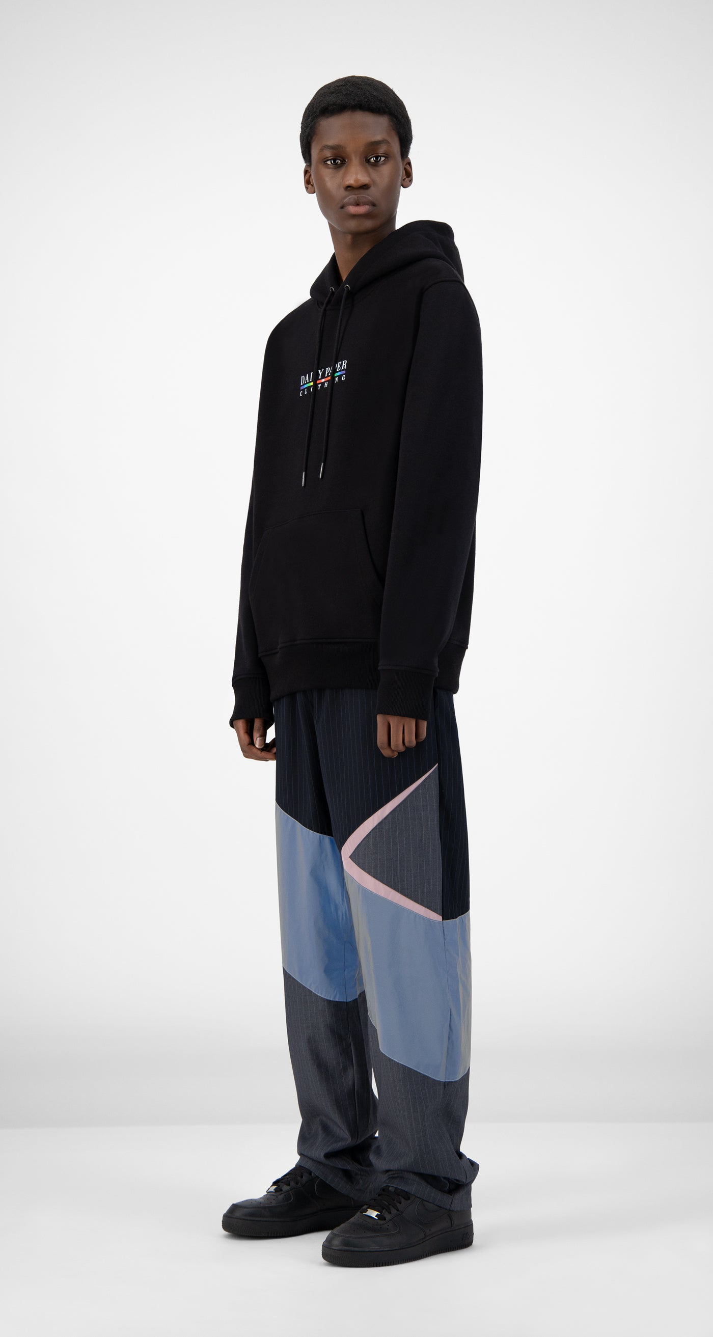Daily Paper - Black Jabla Hoody - Men