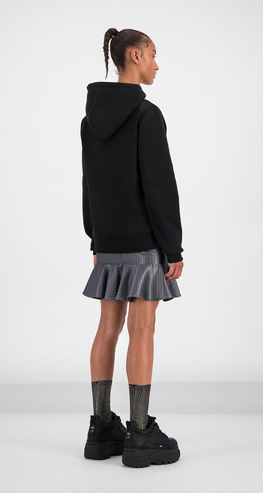Daily Paper - Black Gahand Hoody Women Rear