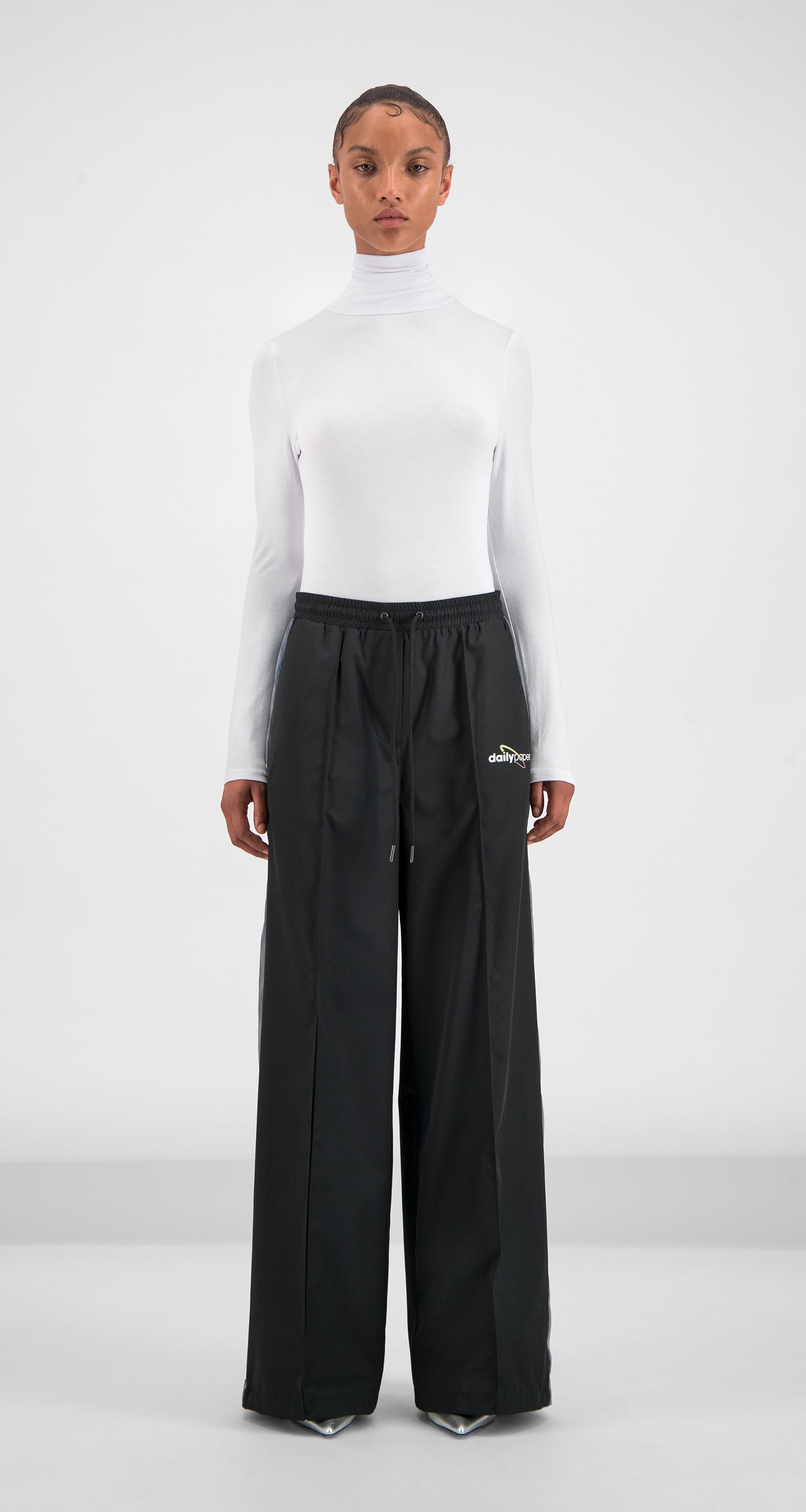 Daily Paper - Black Gifare Pants Women