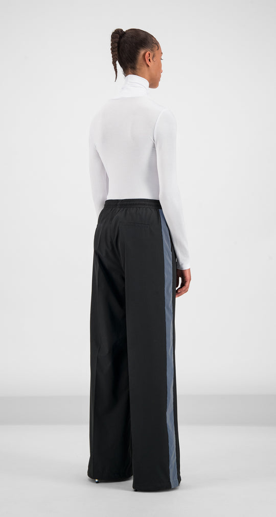Daily Paper - Black Gifare Pants Women Rear