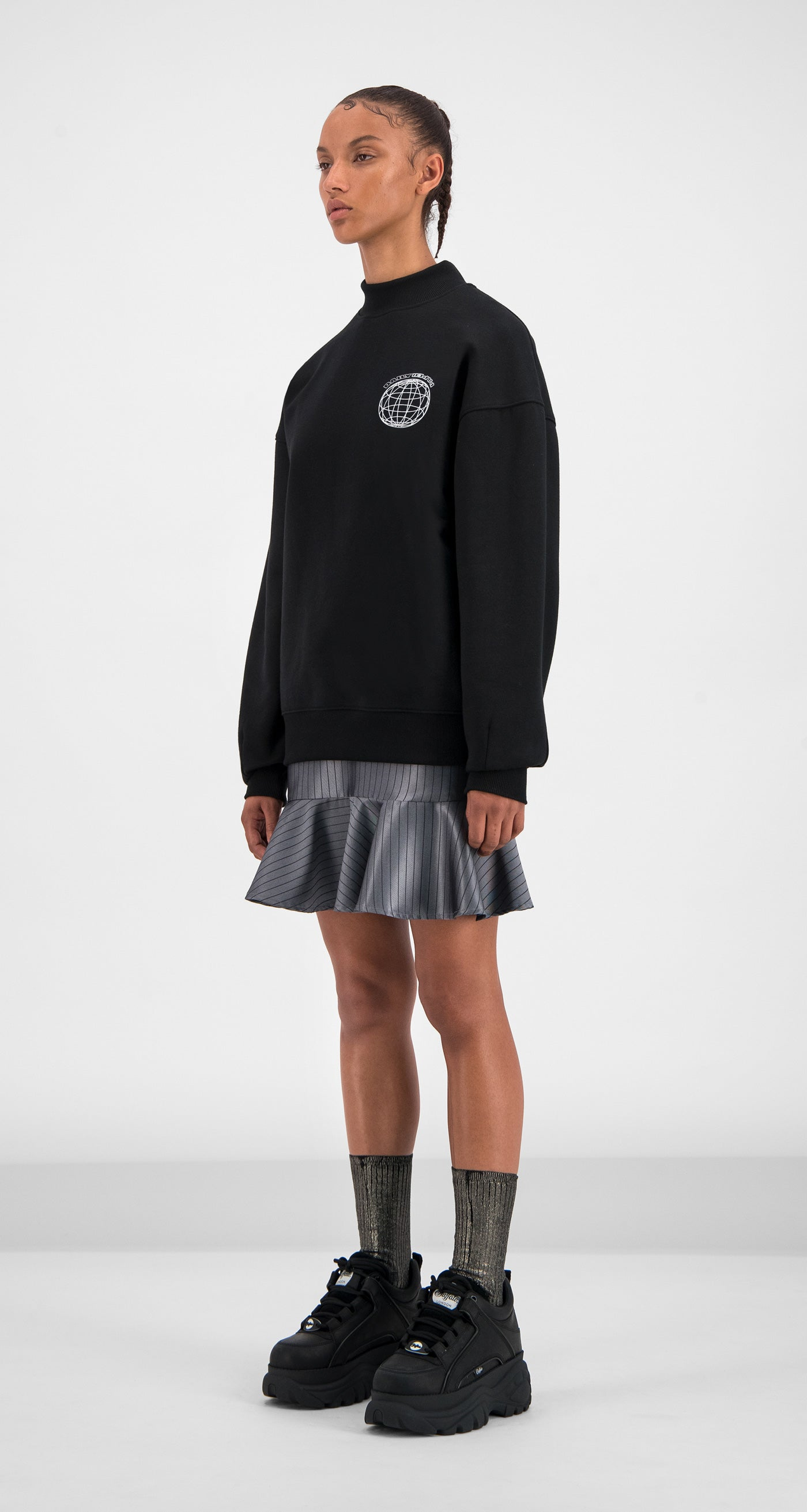 Daily Paper - Black Gimbla Sweater Women