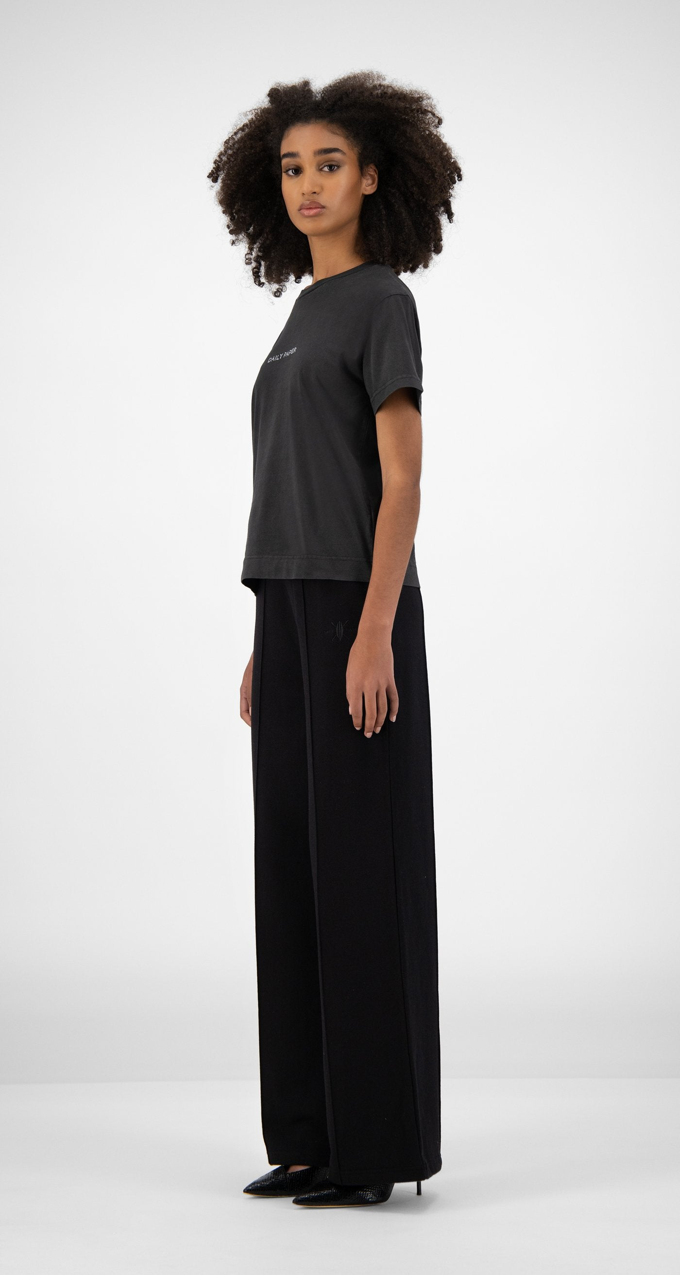 Daily Paper - Black Hostan T-Shirt - Women