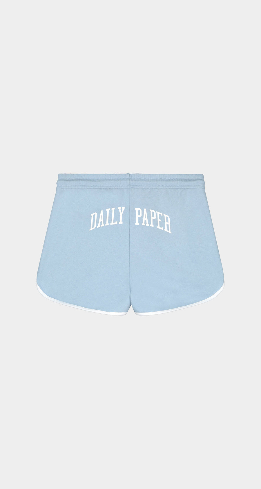 Daily Paper - Chambray Blue Rehani Shorts - Women Front