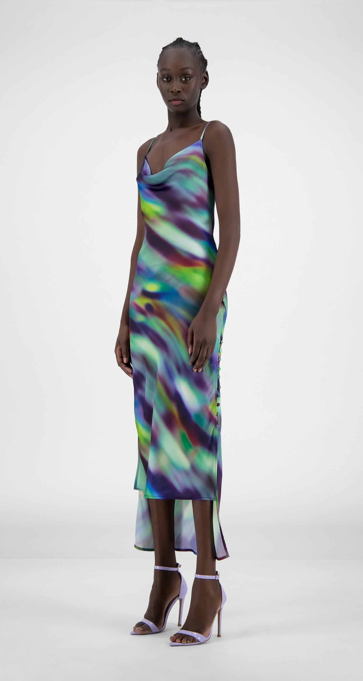 Daily Paper - Blur Tropical Hine Dress - Women