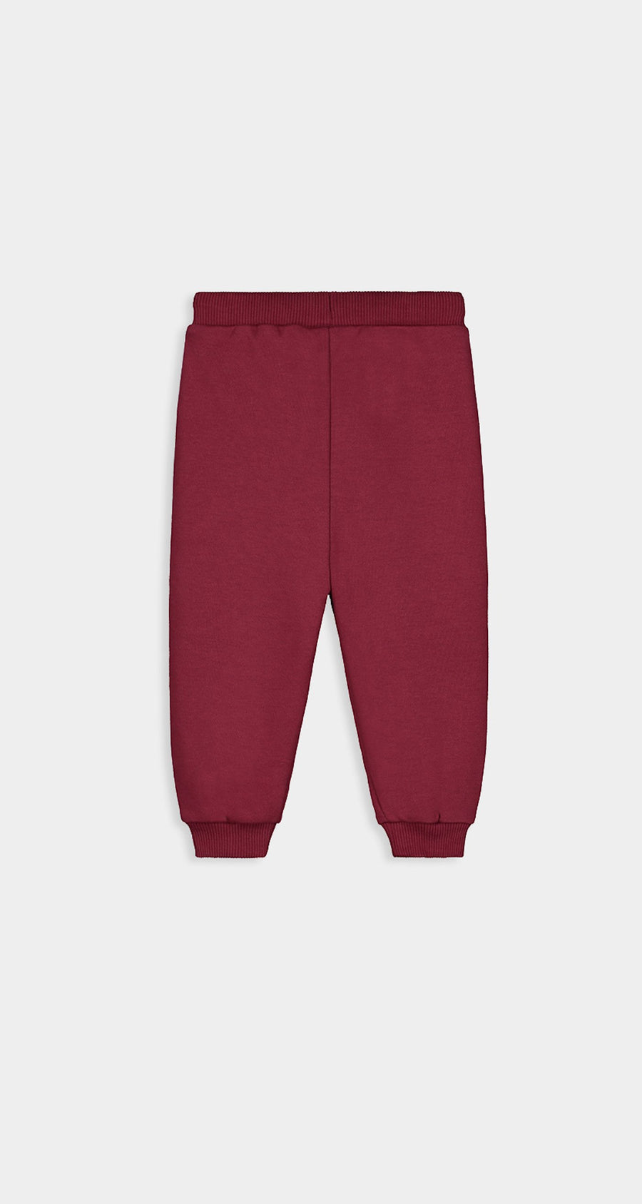 Daily Paper - Bordeaux Kids Tape Logo Track Pants Rear