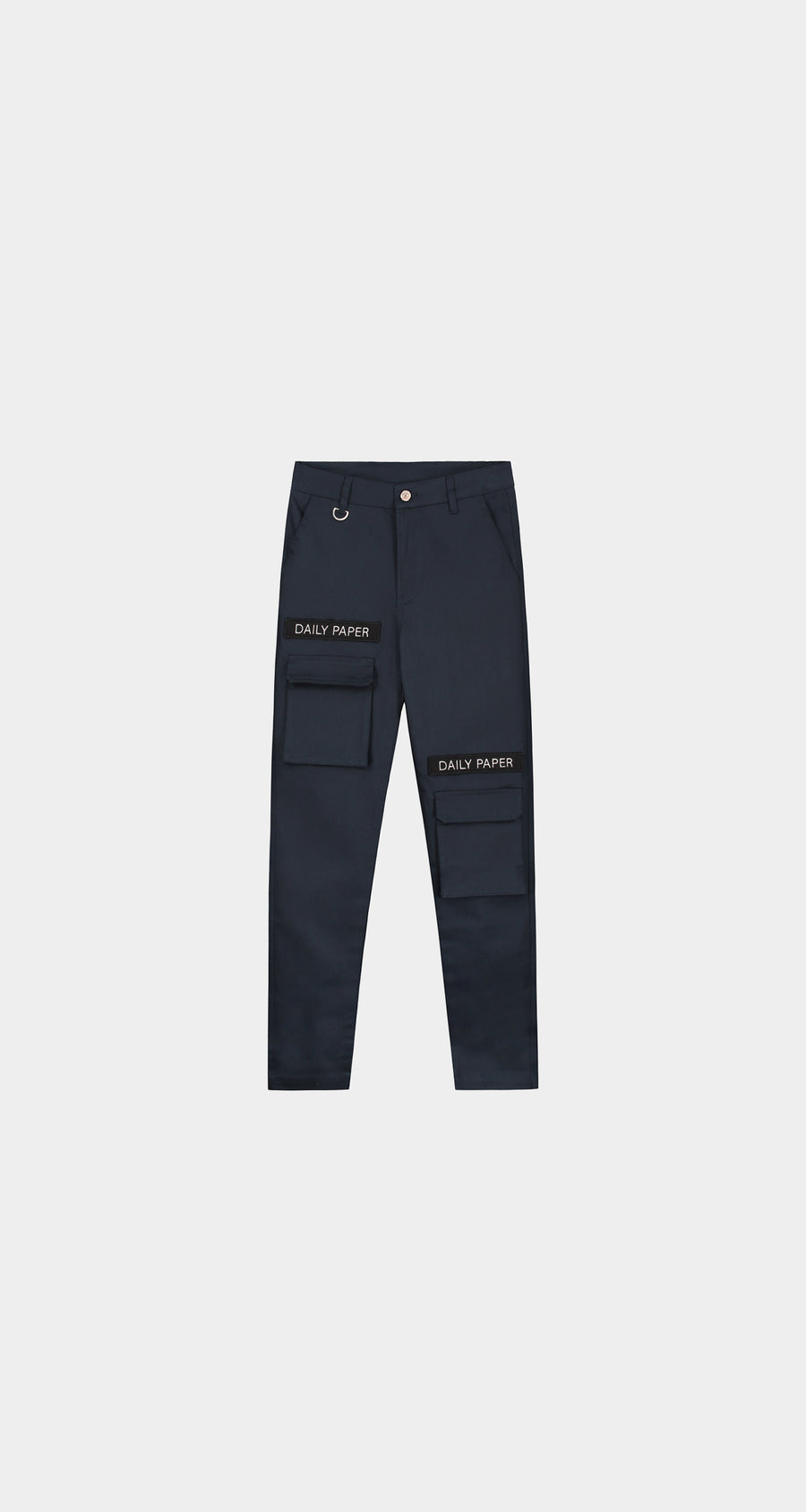 Daily Paper - Cargo Pants Navy Women Front