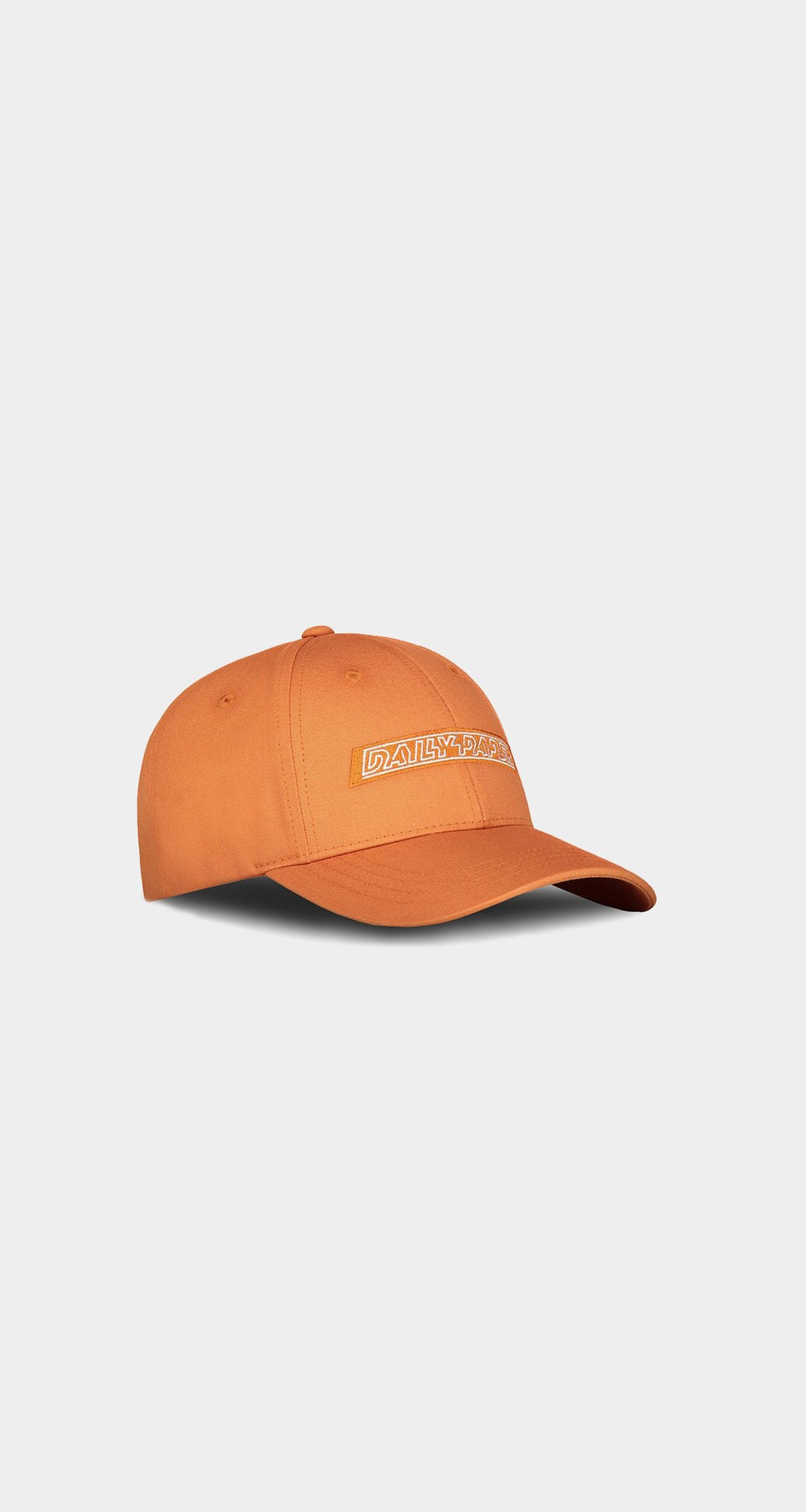 Daily Paper - Orange Copatch Cap