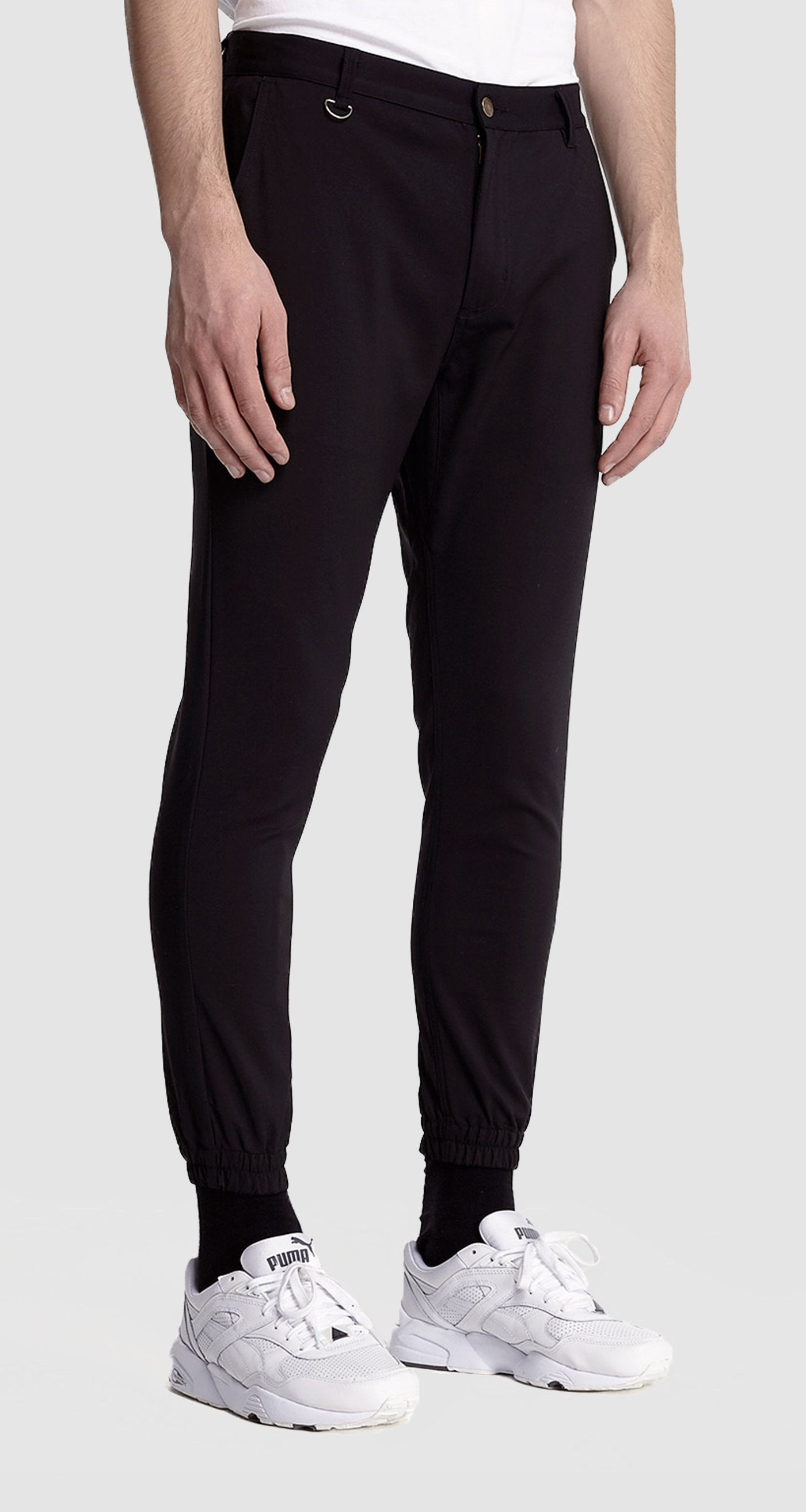 Daily Paper - BLACK JUBBA TROUSERS