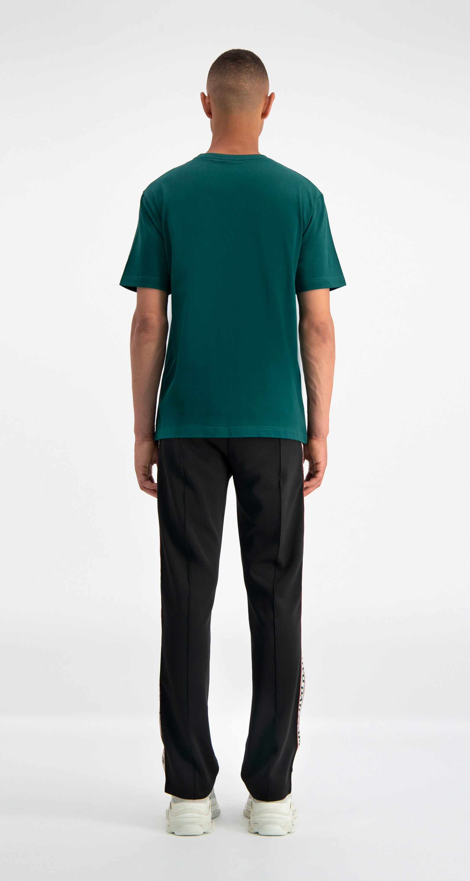 Dark Green Coyar T-shirt