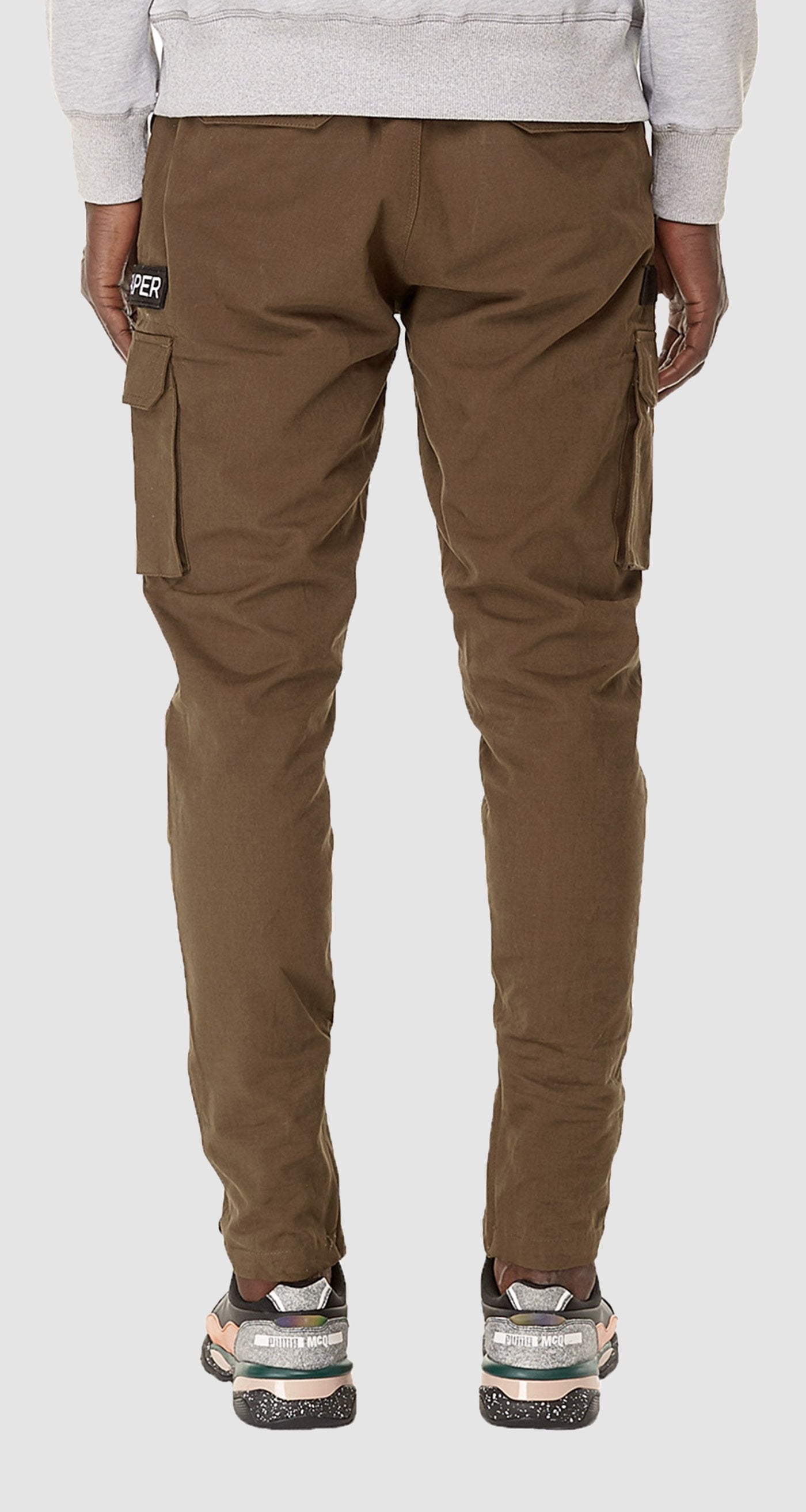 Green Okavango Cargo Pants