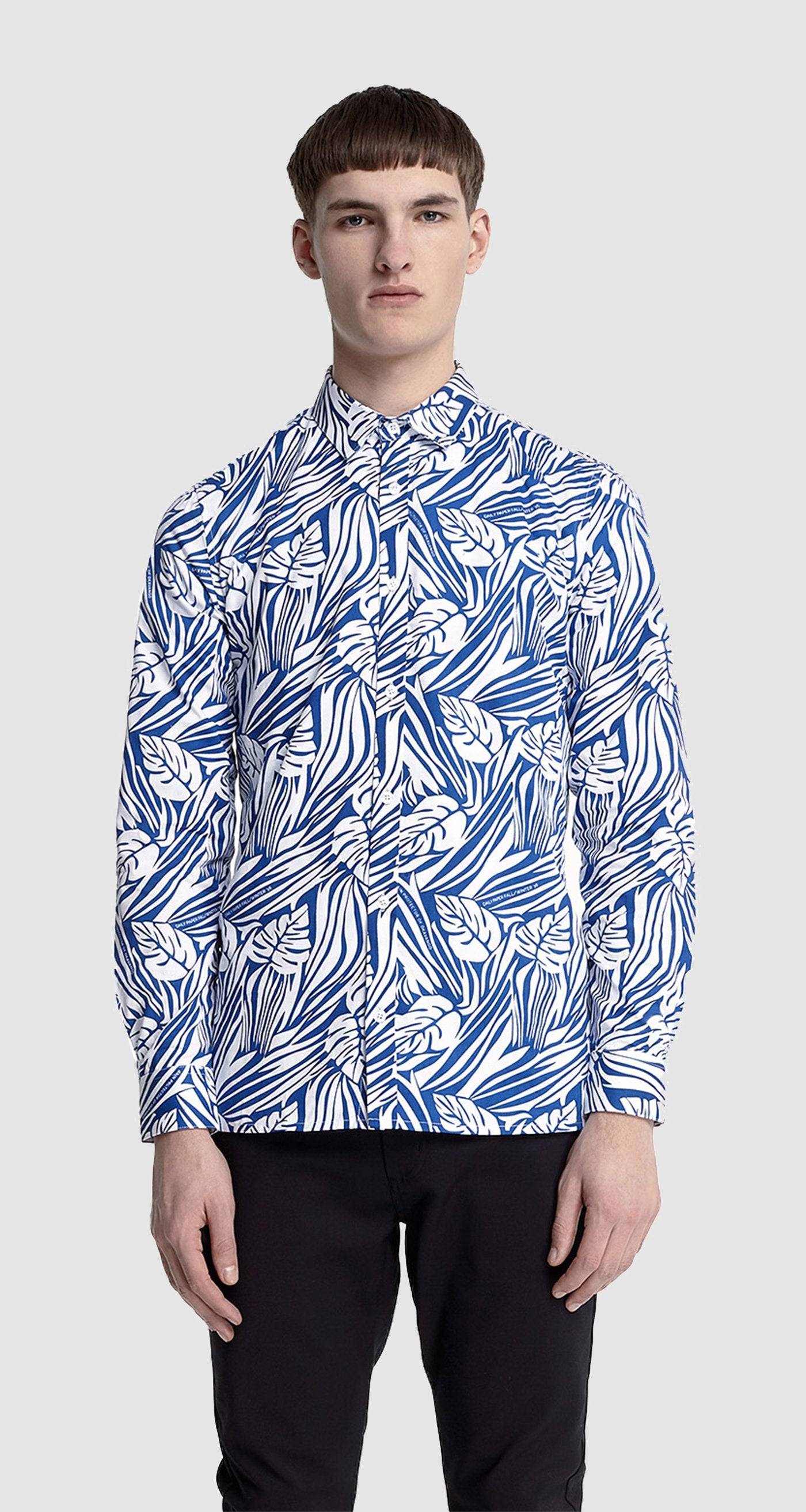 Daily Paper - OKAVANGO FLORAL SHIRT