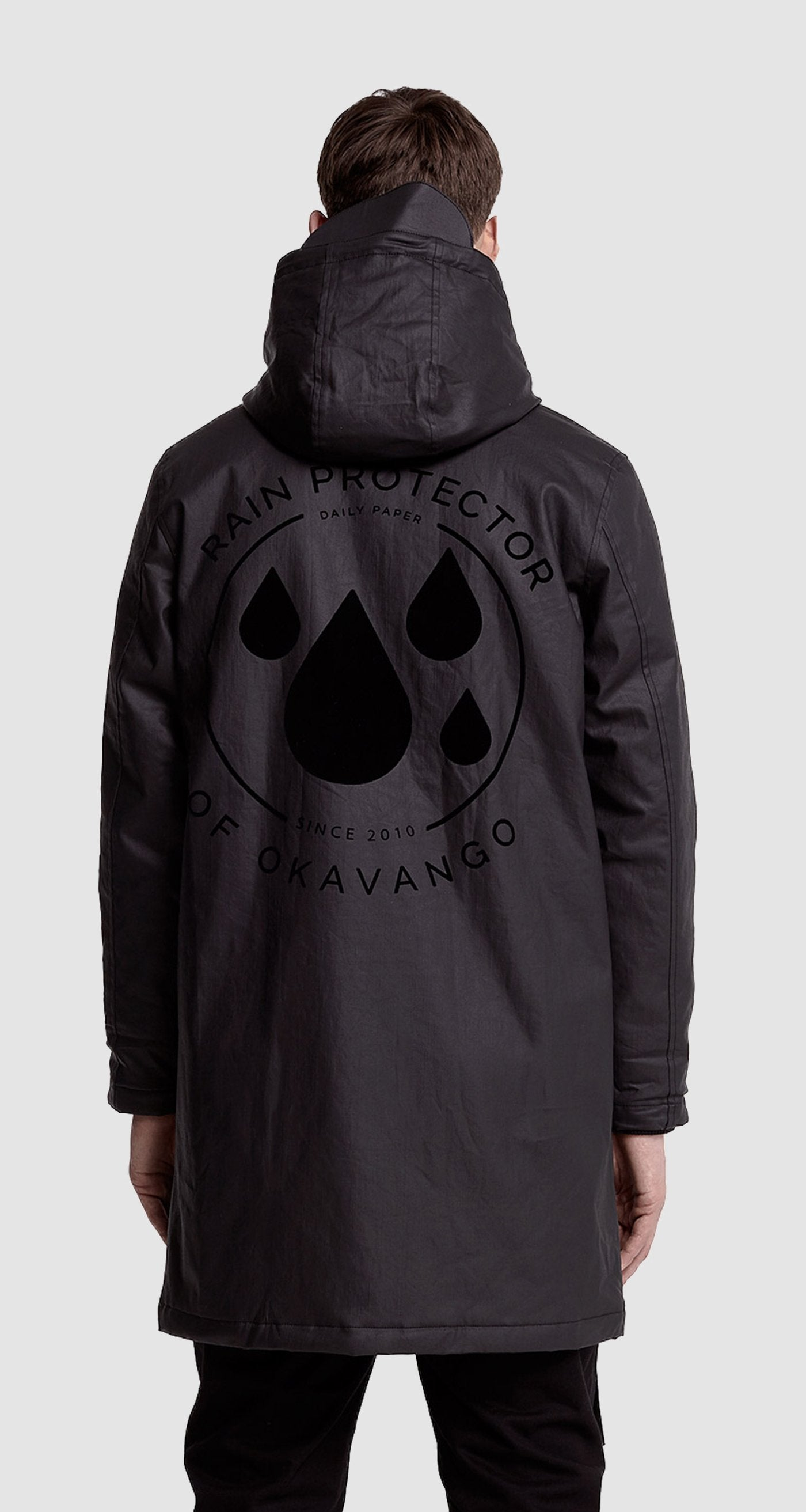 Daily Paper - OKAVANGO WATER REPELLENT JACKET
