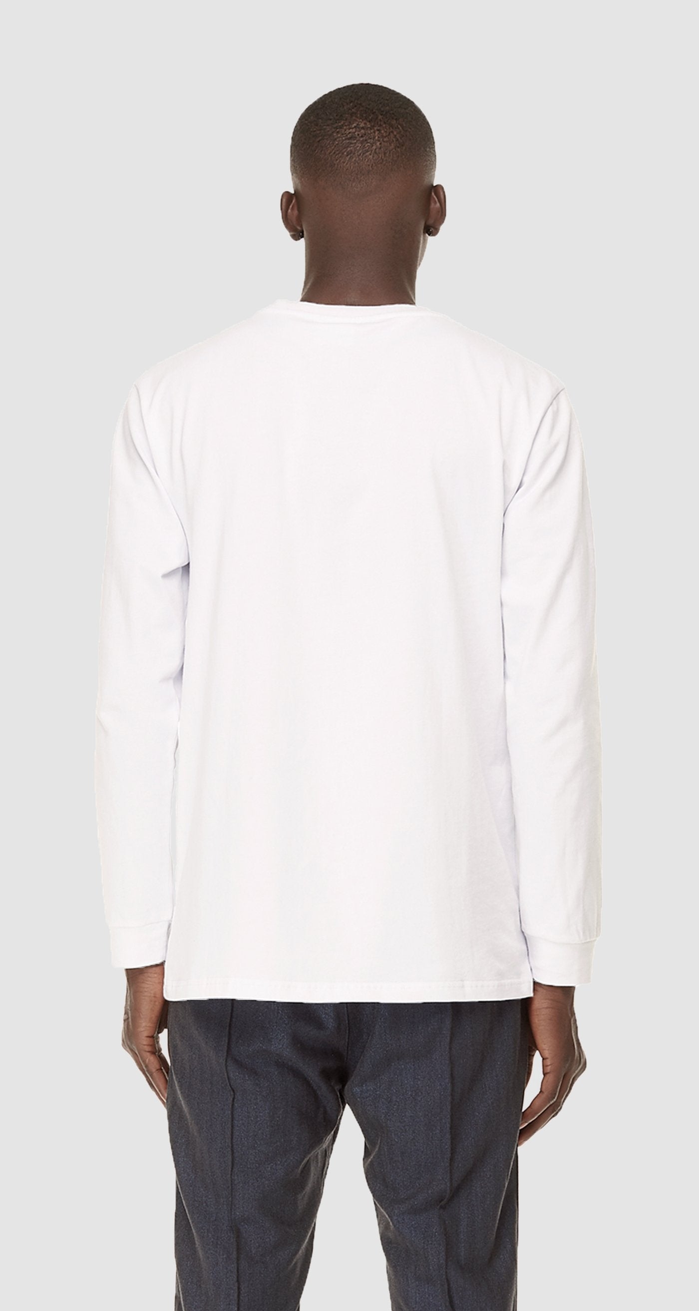White Sailor Longsleeve
