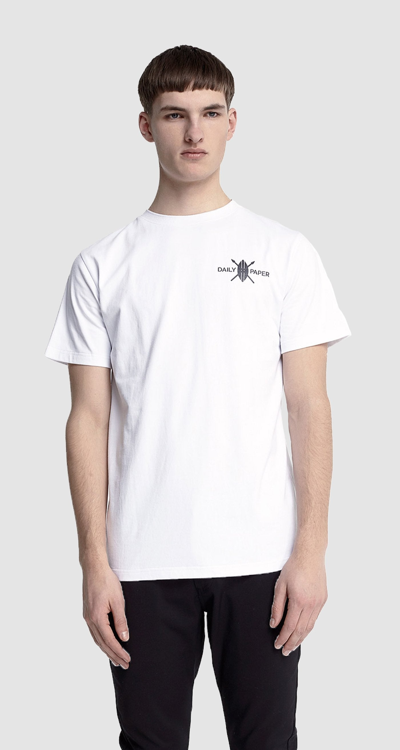 Daily Paper - White Rain Protector T-Shirt