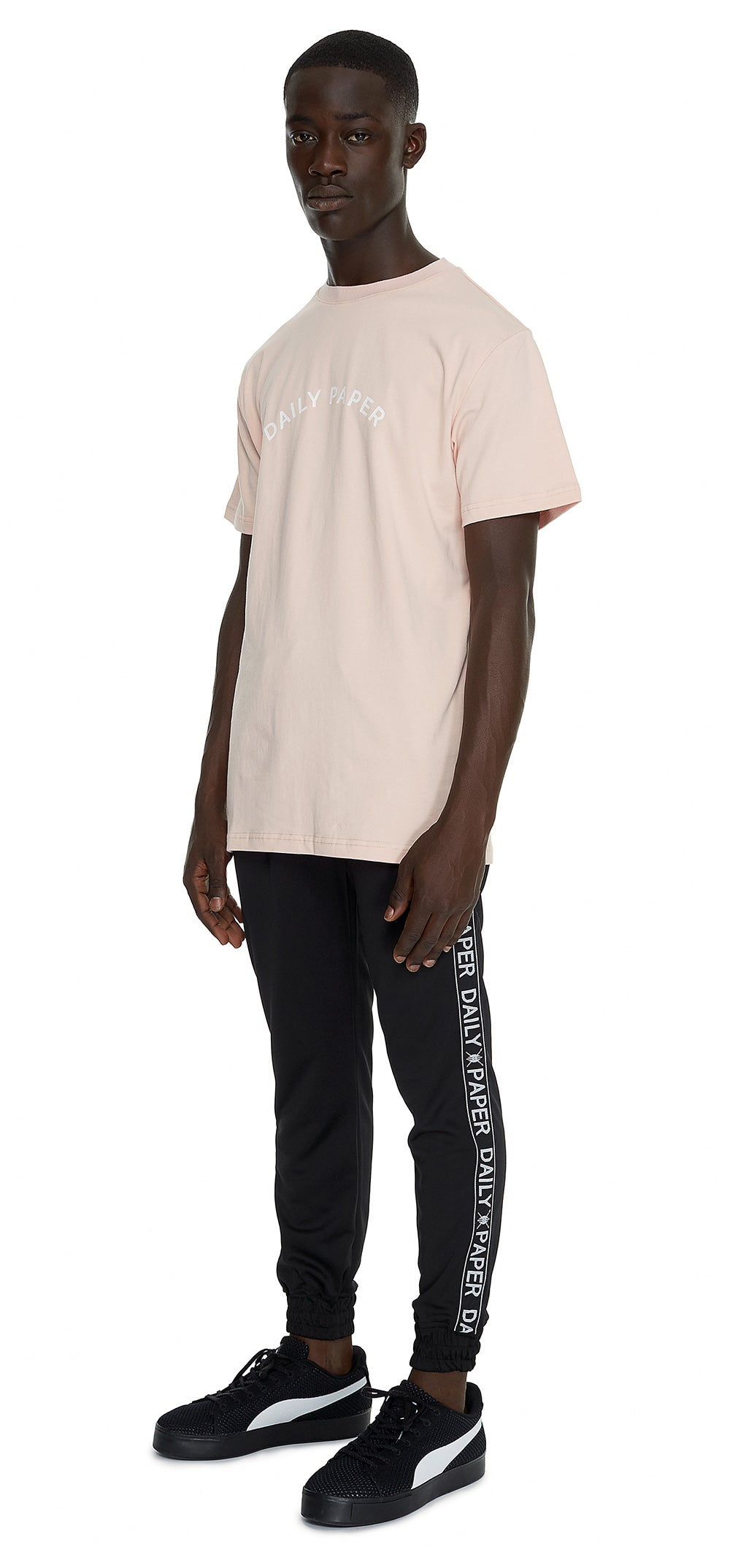 Pink Arc Logo T-shirt