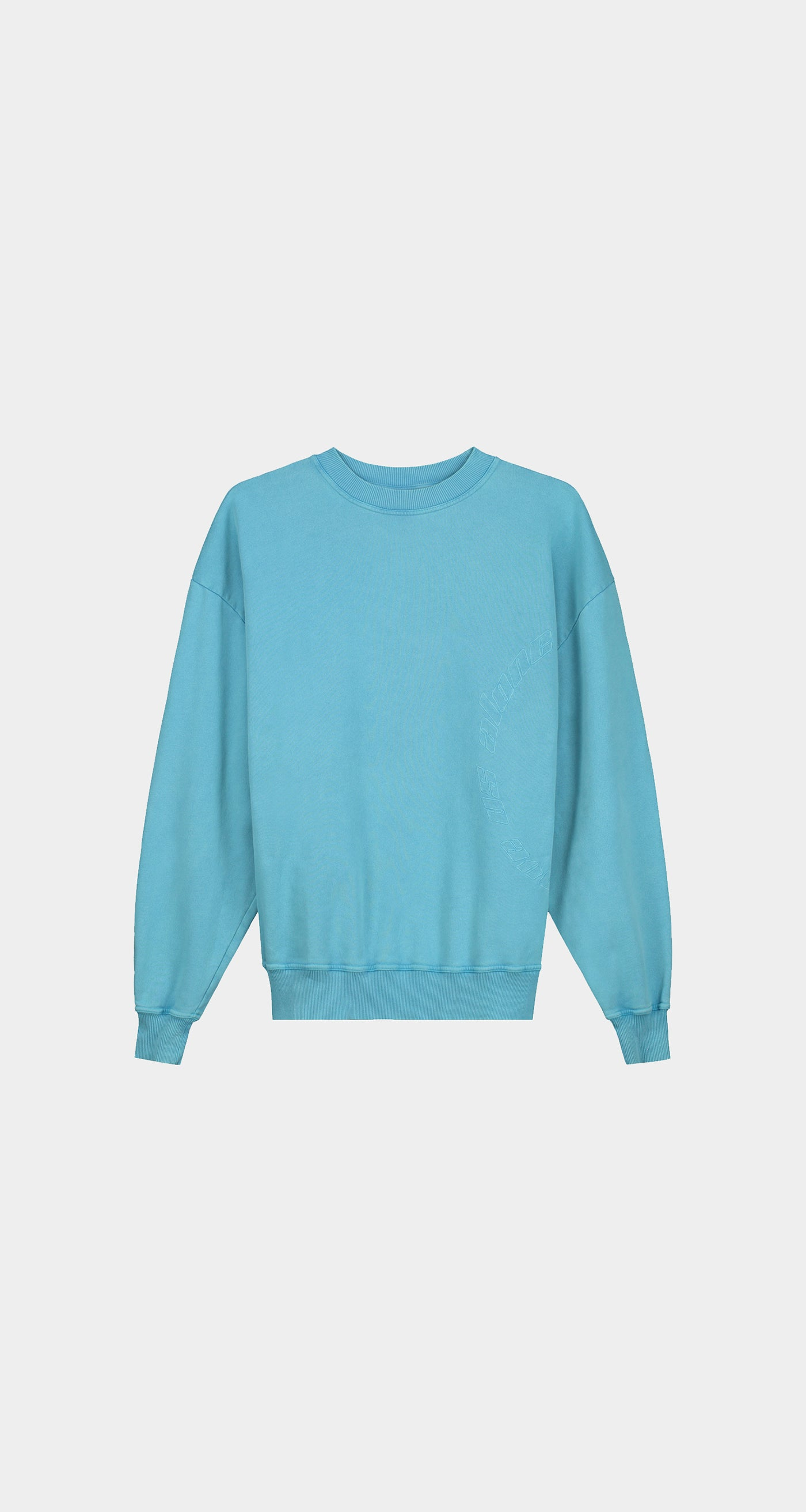 Daily Paper - Swedish Blue Kerspla Sweater - Men Front