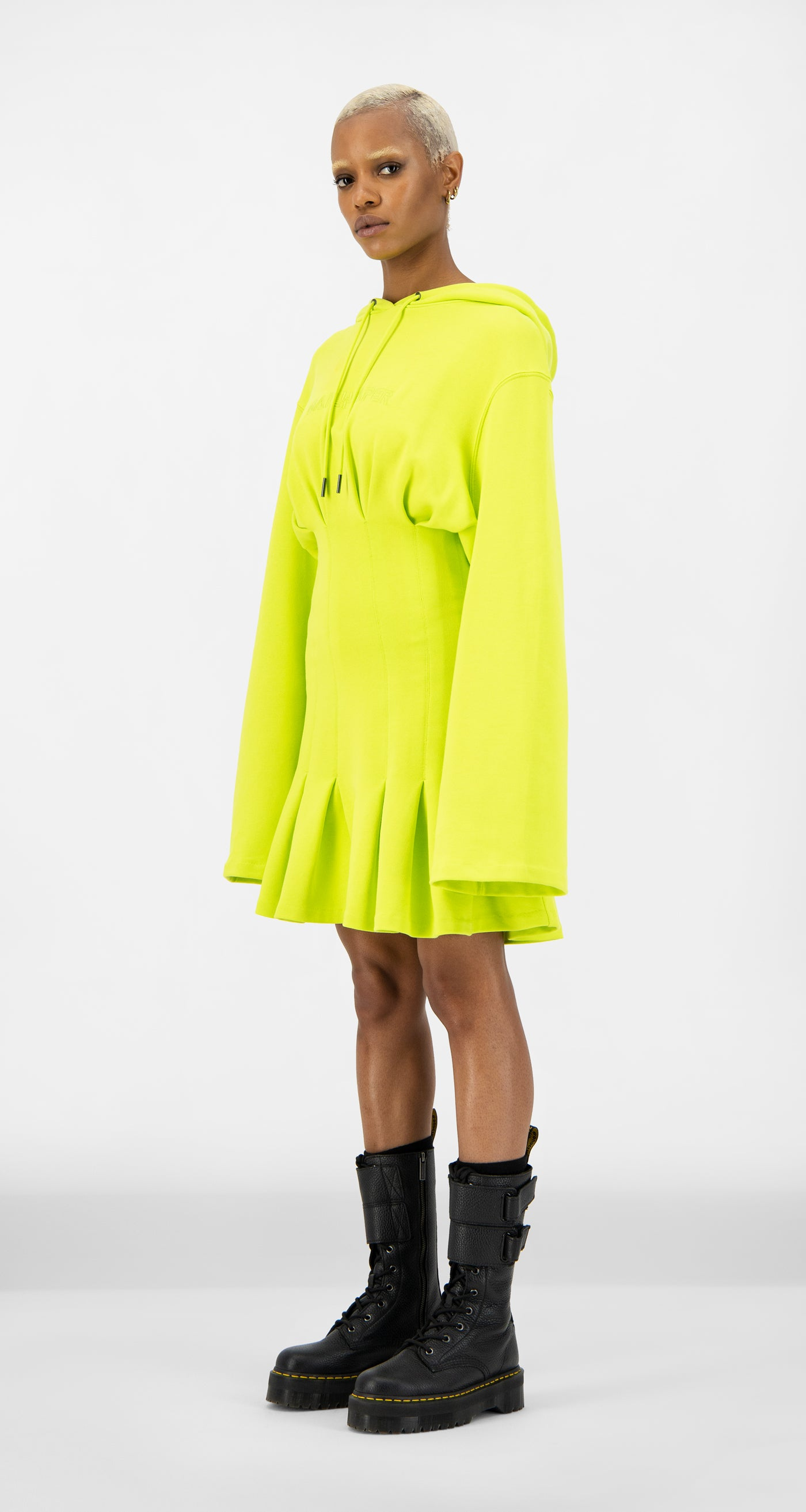 Daily Paper - Acid Lime Jelotie Dress - Women