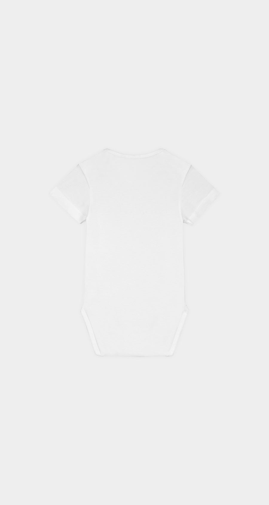 Daily Paper - White Kids Alias Romper - Rear