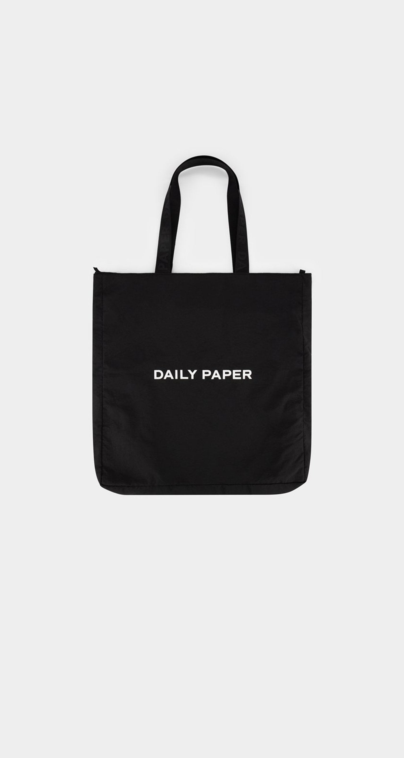 Daily Paper - Black Etote Bag - Rear