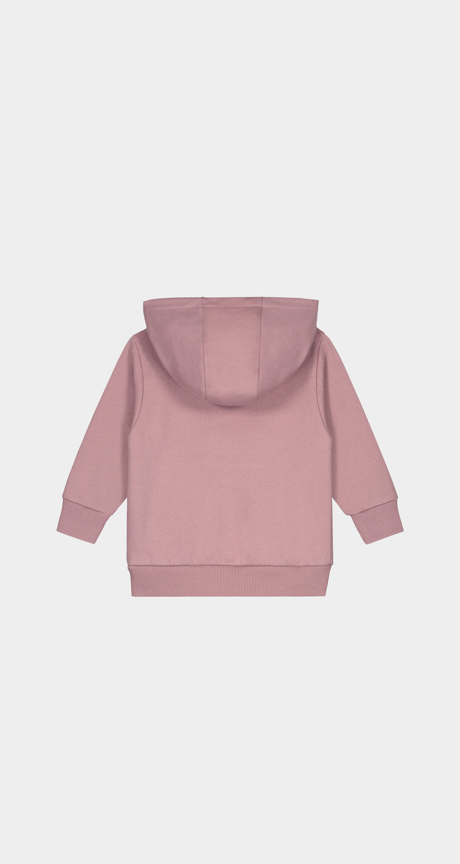 Daily Paper - Mauve Pink Kids Alias Hoody - Rear