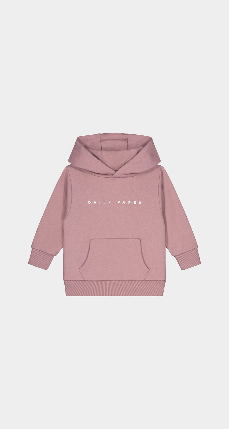Daily Paper - Mauve Pink Kids Alias Hoody - Front