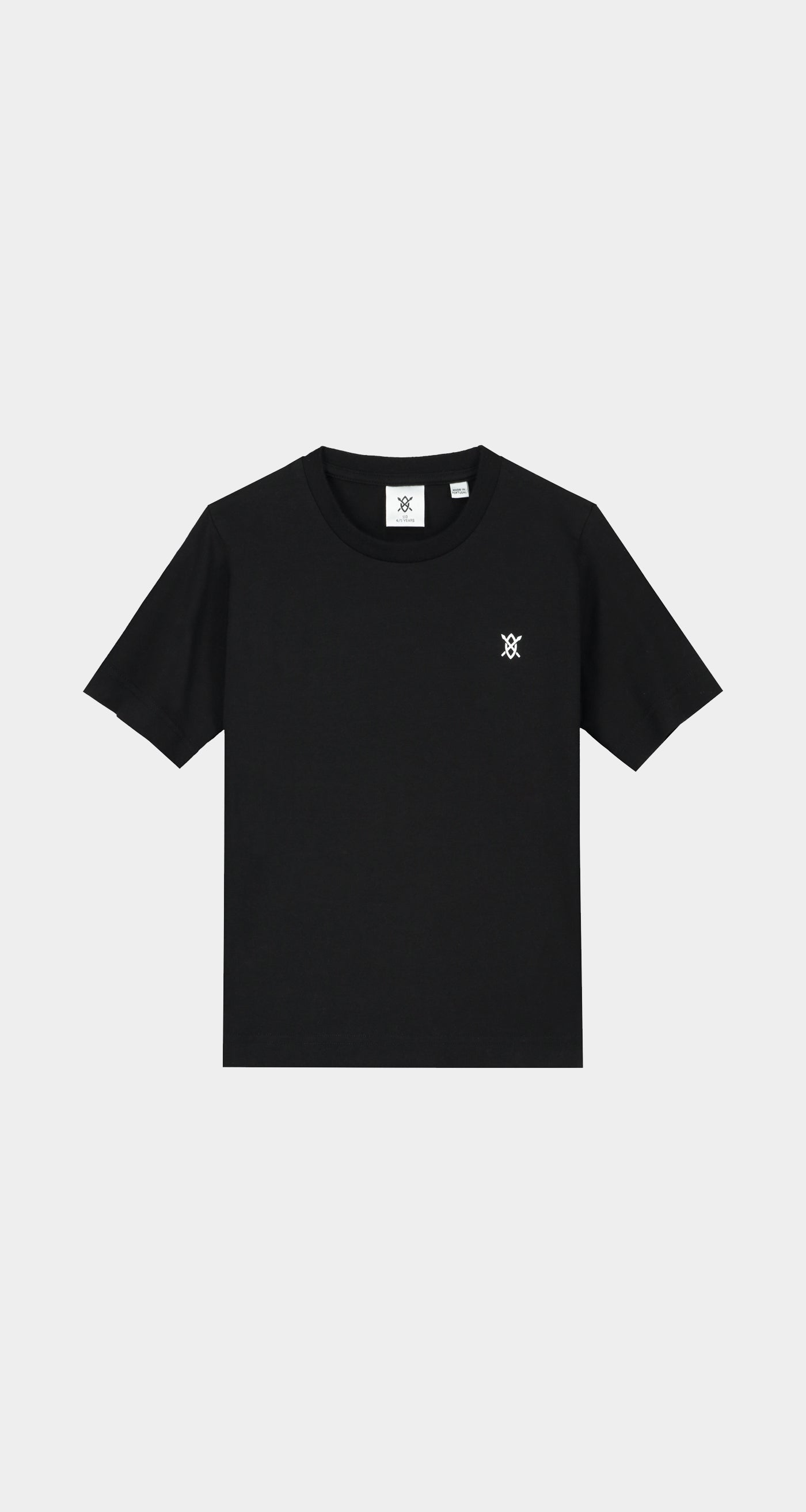 Daily Paper - Black Kids Amsterdam Store T-Shirt NEW - Front