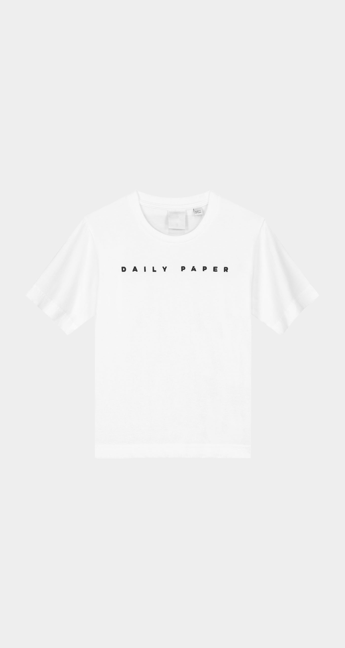 Daily Paper - White Kids Alias T-Shirt NEW - Front