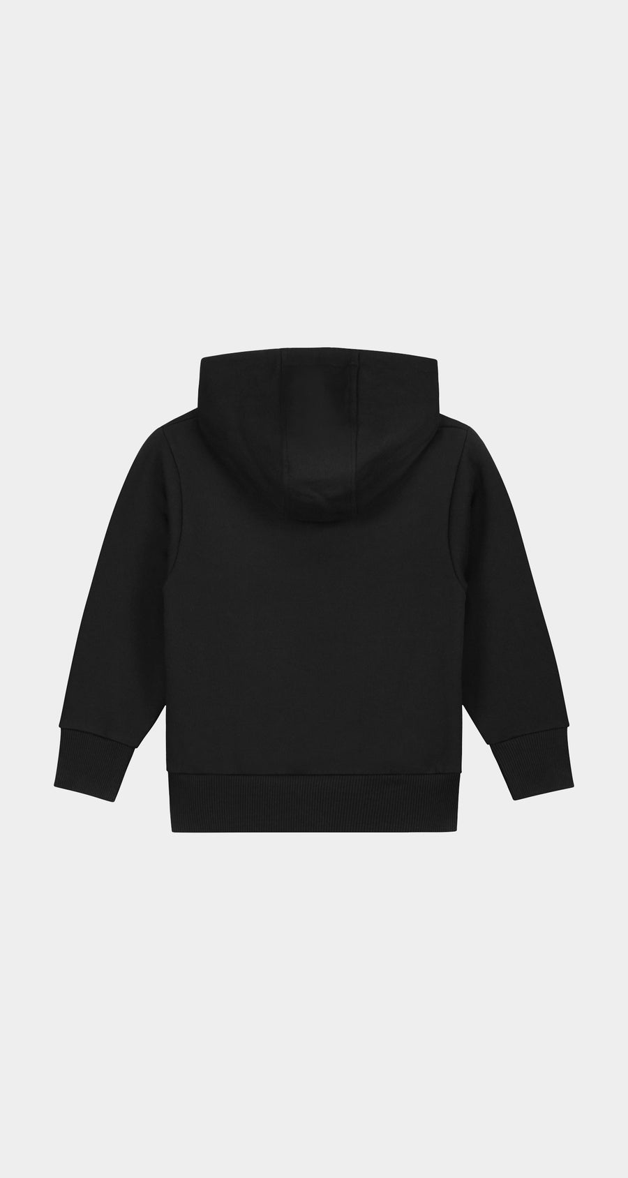 Daily Paper - Black Kids Alias Hoody NEW - Rear