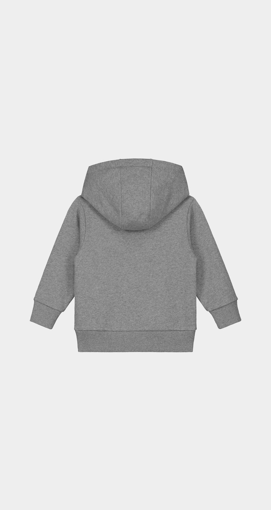 Daily Paper - Grey Kids Alias Hoody - Rear