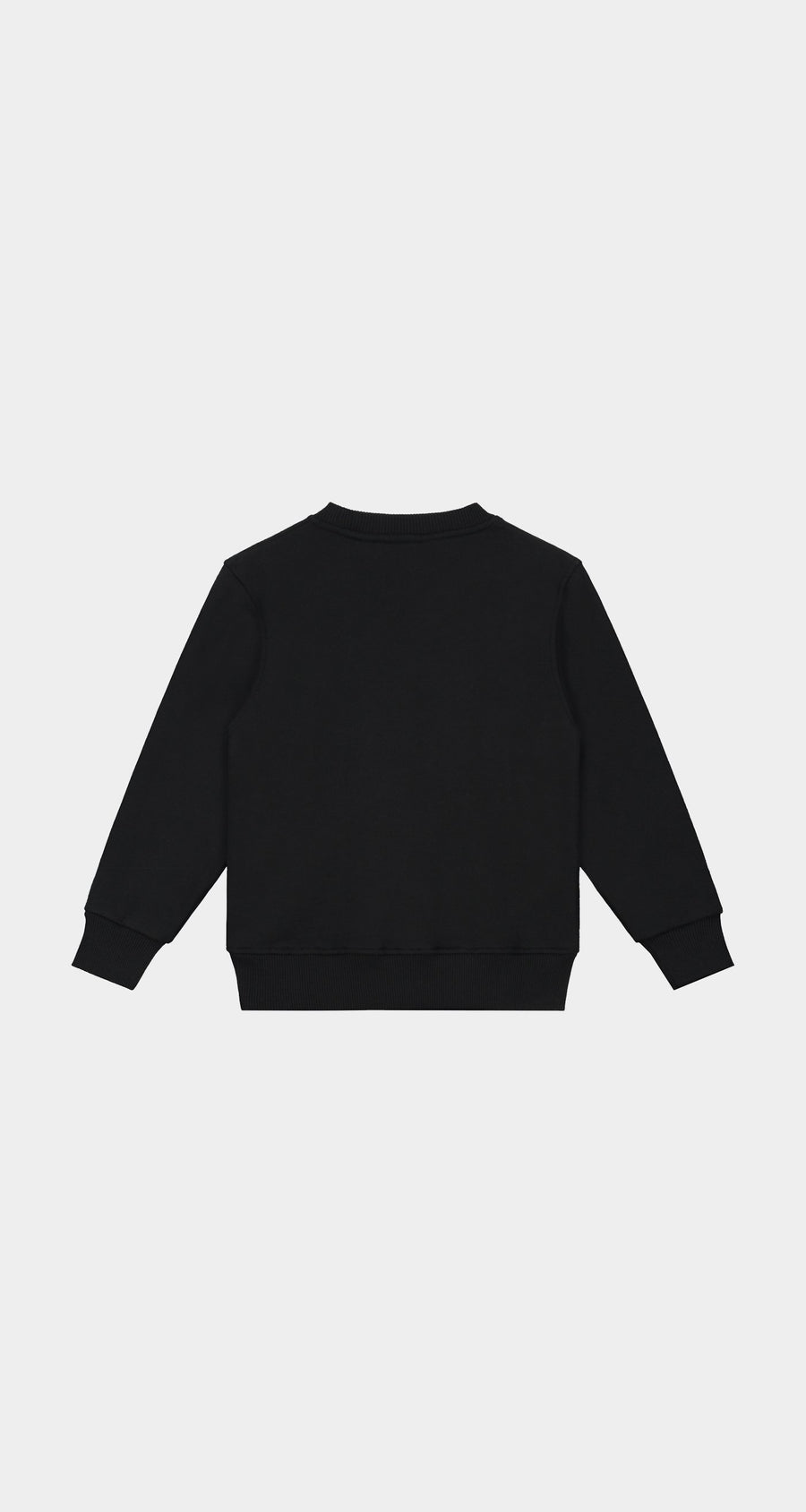 Daily Paper - Black Kids Alias Sweater NEW - Rear