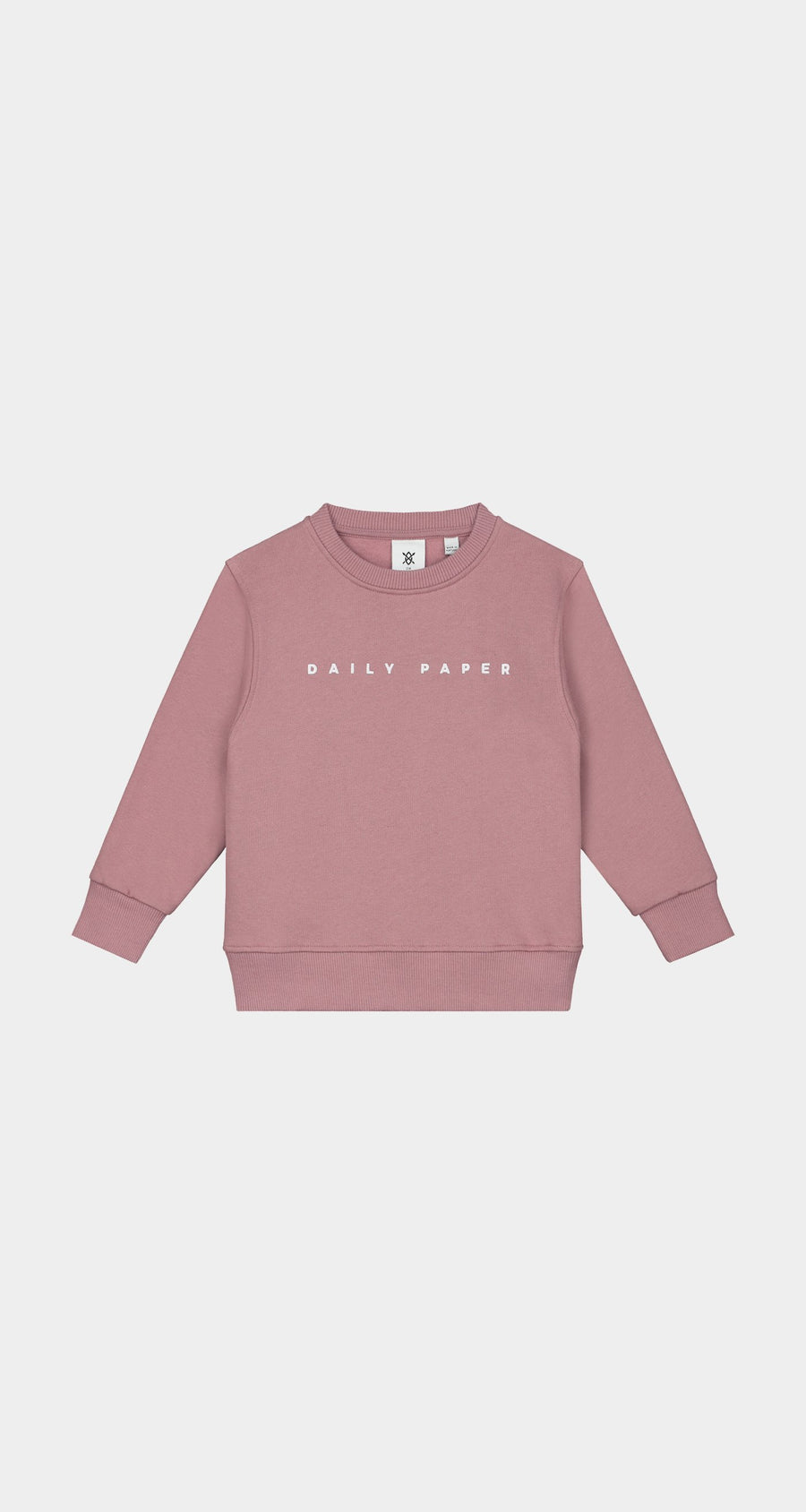 Daily Paper - Mauve Pink Kids Alias Sweater - Front