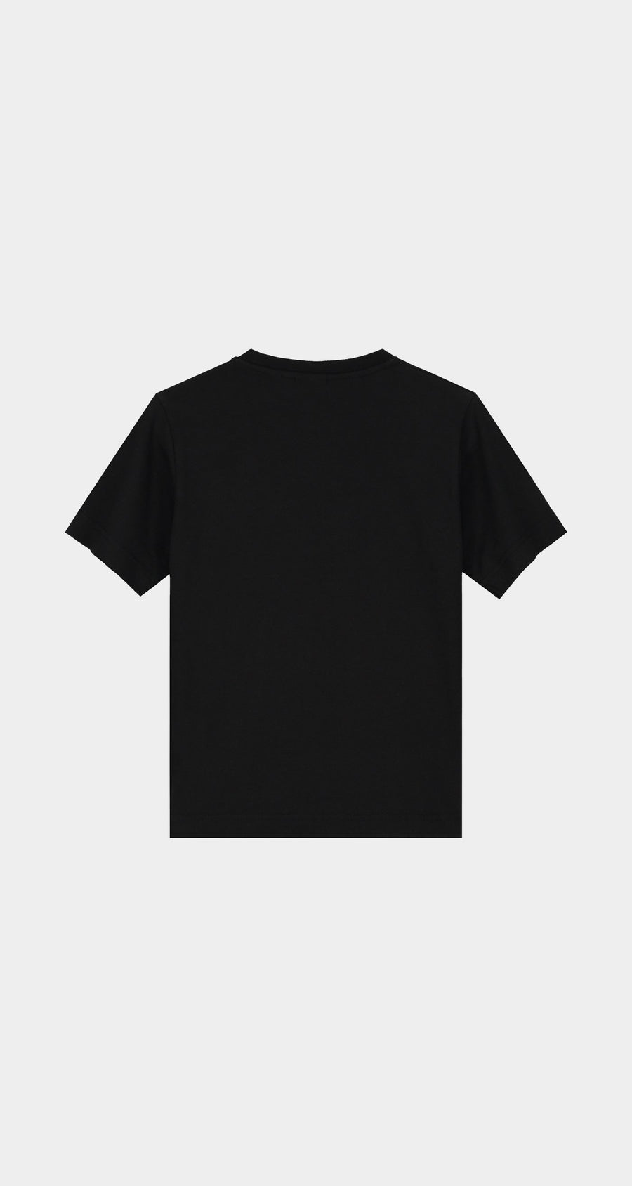Daily Paper - Black Kids Alias T-Shirt NEW - Rear