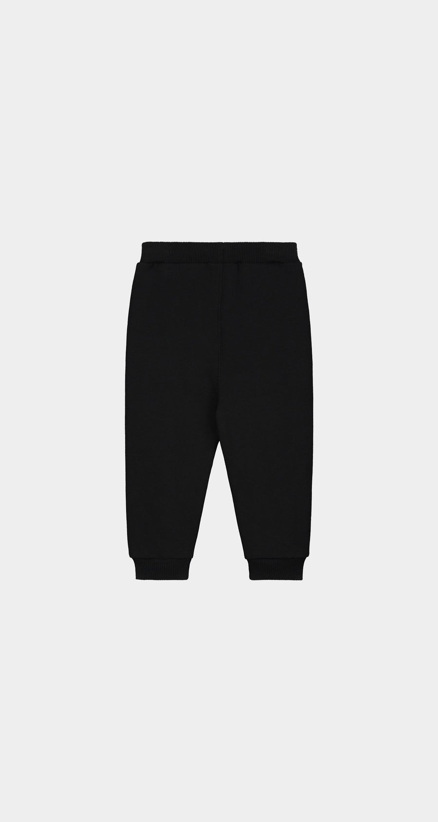 Daily Paper - Black Kids Alias Sweatpants - Rear