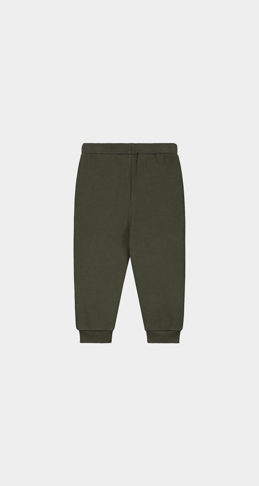 Daily Paper - Forest Green Kids Alias Sweatpants - Rear