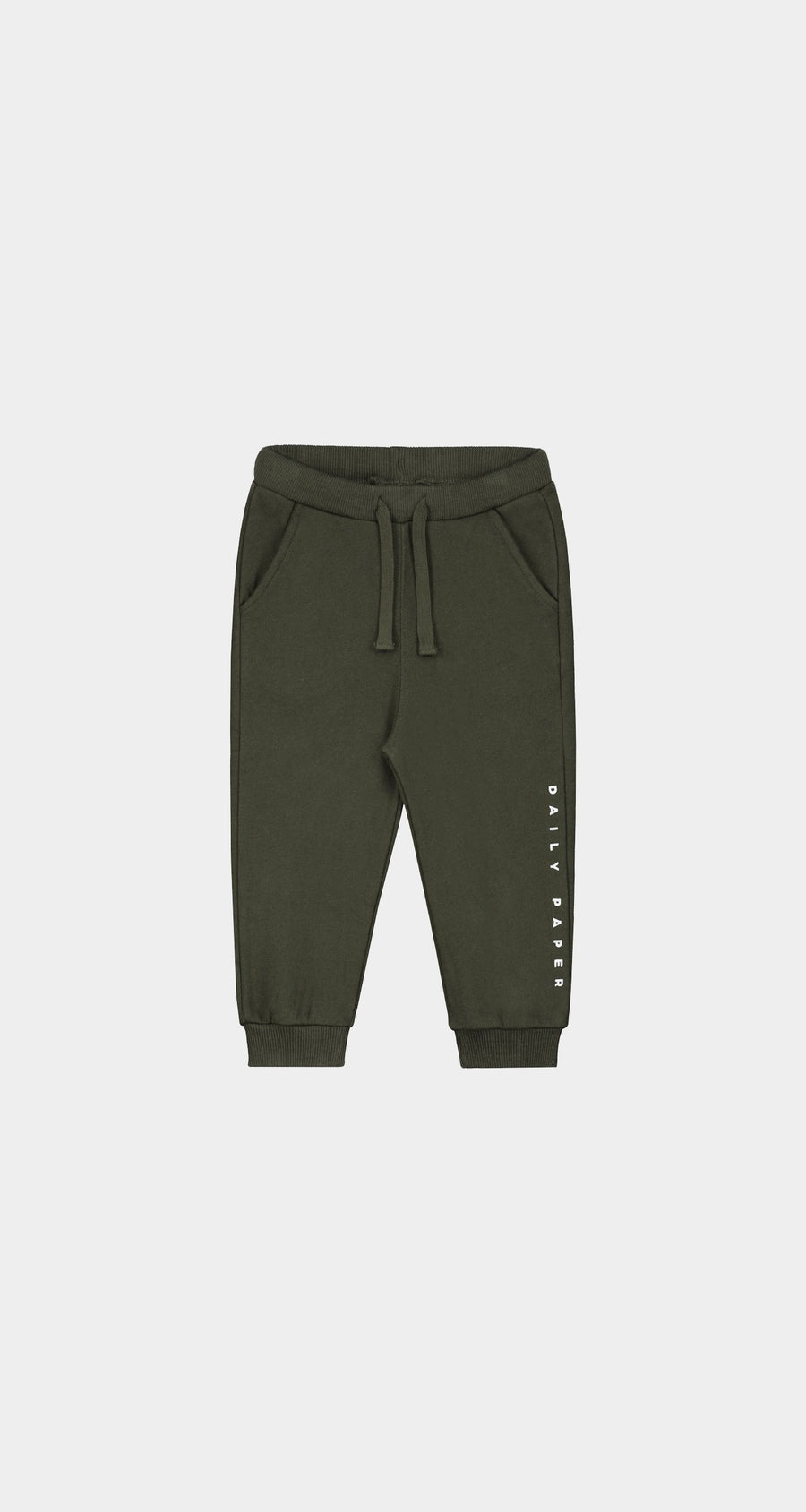 Daily Paper - Forest Green Kids Alias Sweatpants - Front