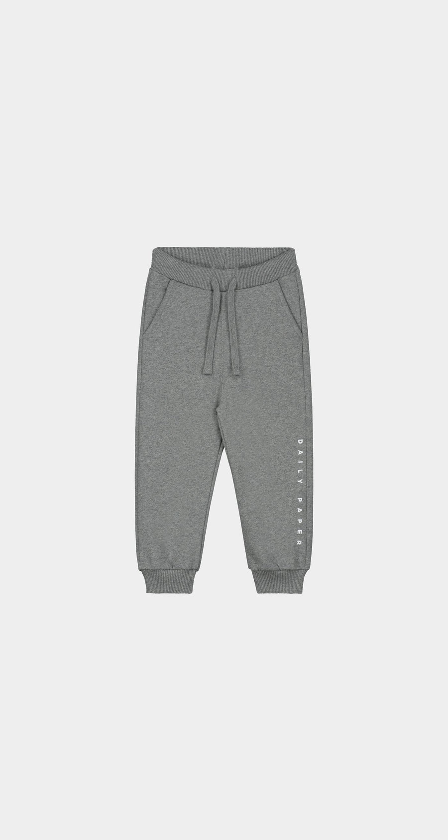 Daily Paper - Grey Kids Alias Sweatpants - Front