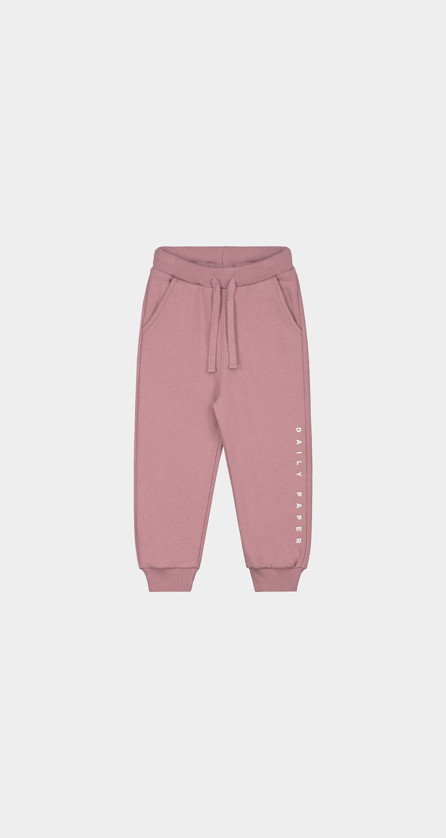Daily Paper - Mauve Pink Kids Alias Sweatpants - Front