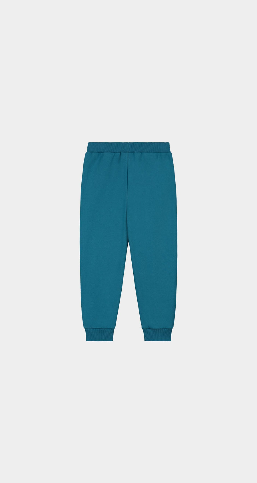 Daily Paper - Ink Blue Kids Tape Logo Pants - Rear