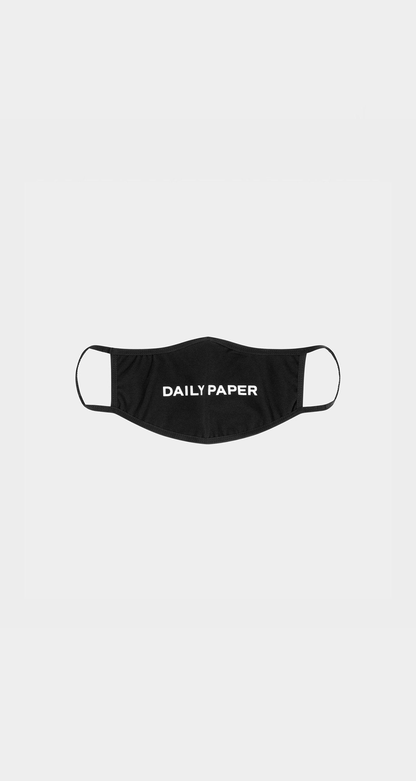Daily Paper - Daily Paper Shield Logo Facemask