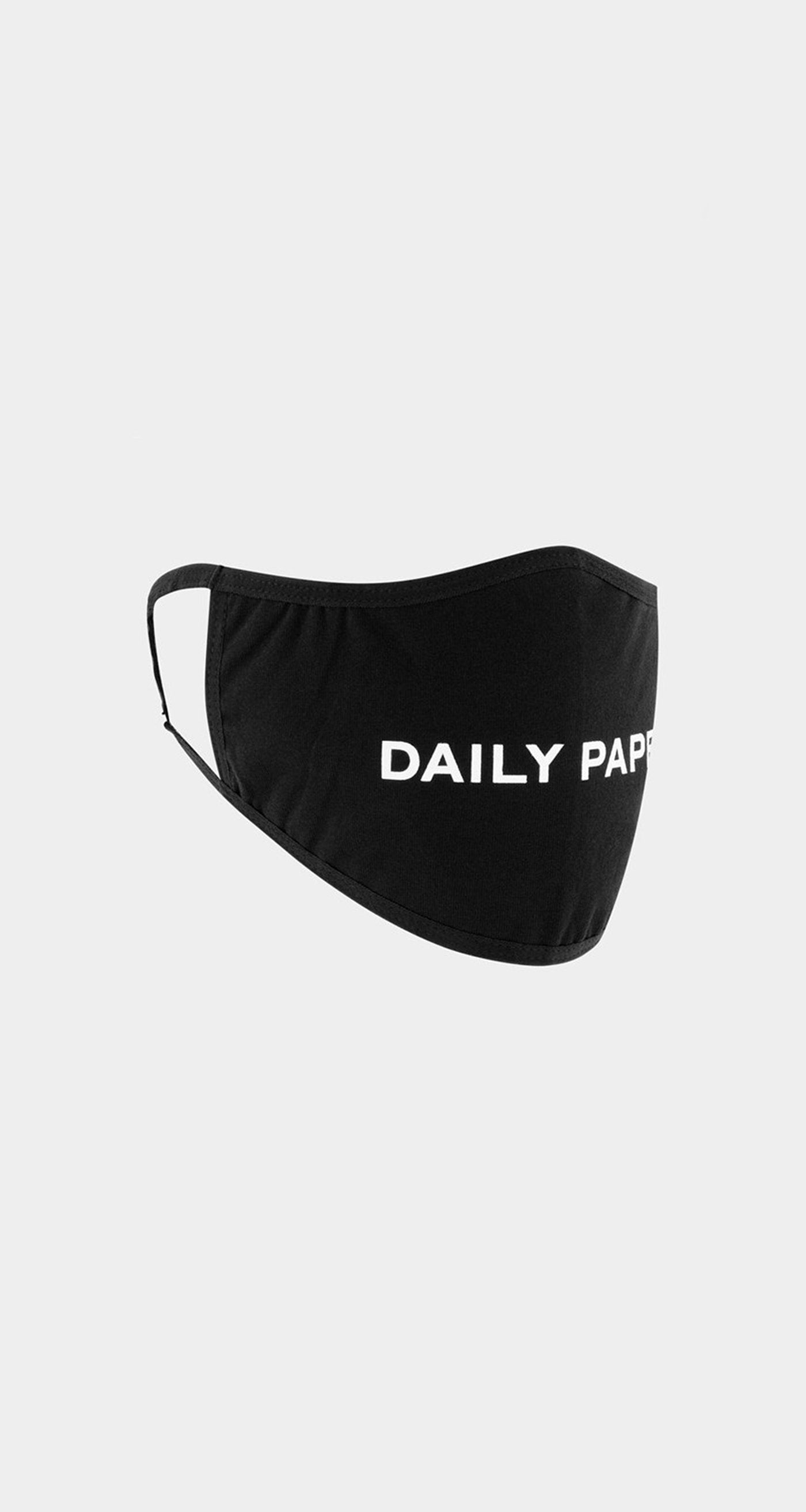 Daily Paper - Daily Paper Shield Logo Facemask - Front