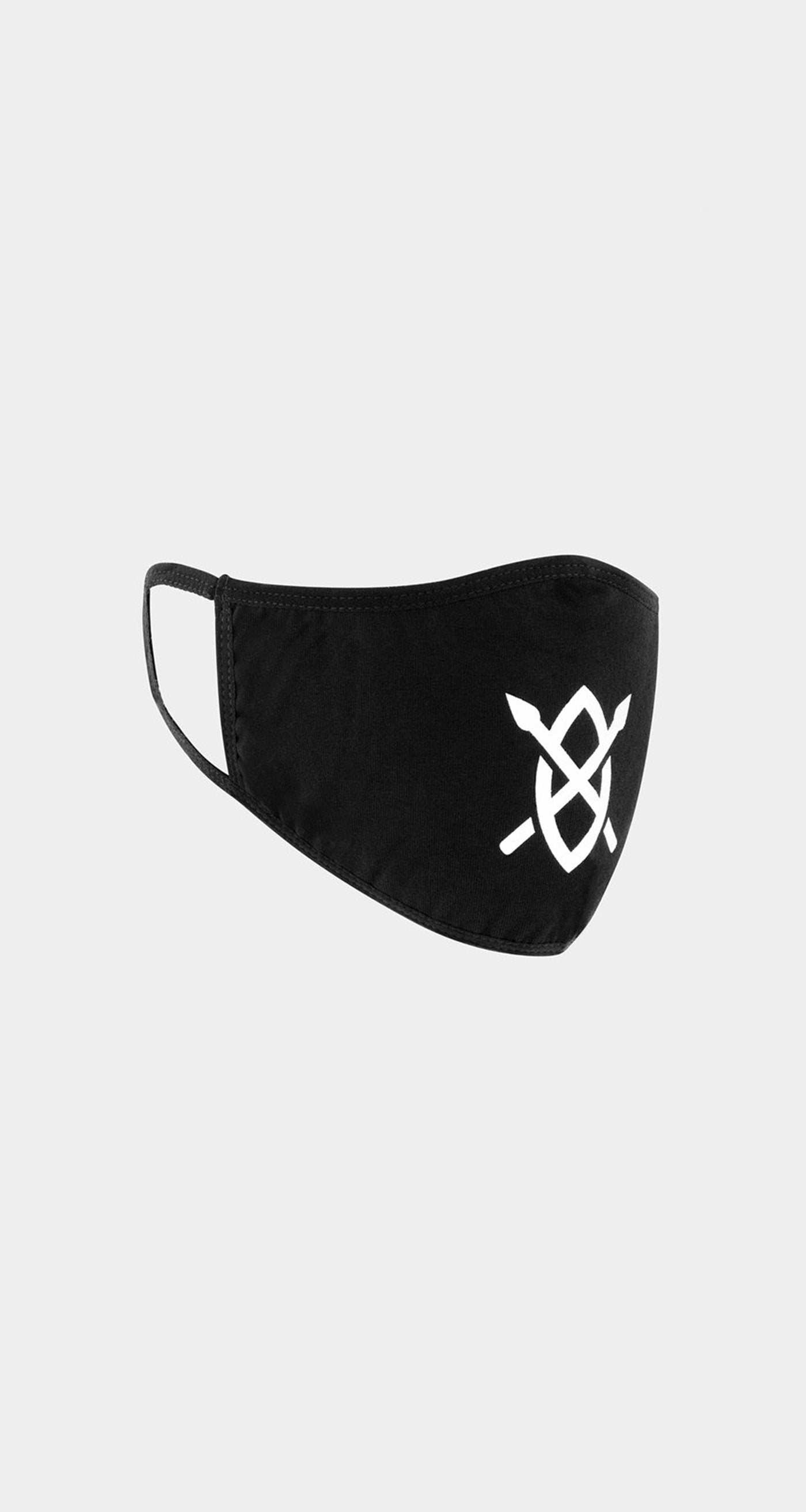 Shield Logo Mask