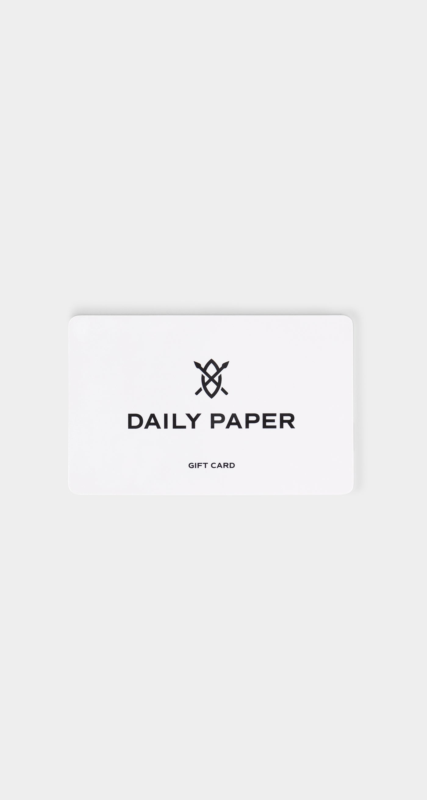 Daily Paper - Gift Card