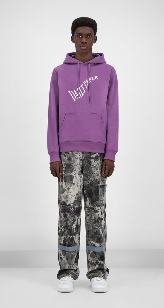 Daily Paper - Grape Gacrush Hoody Men