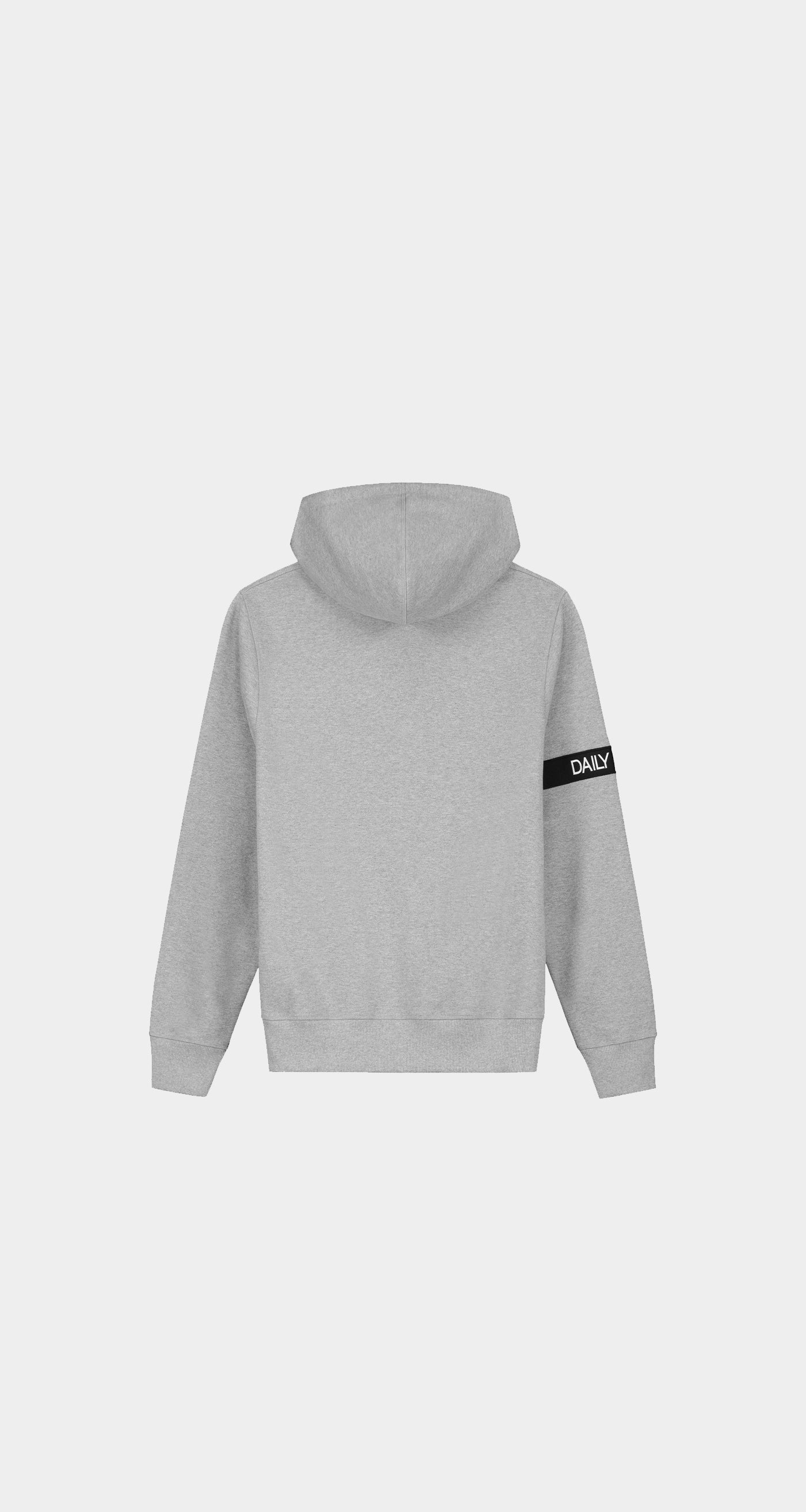 Daily Paper - Grey Captain Hoody Women