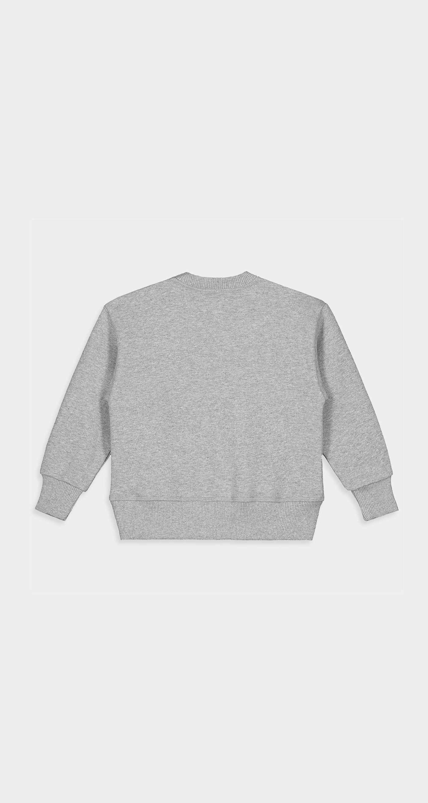 Daily Paper - Grey Kids Alias Sweater Rear