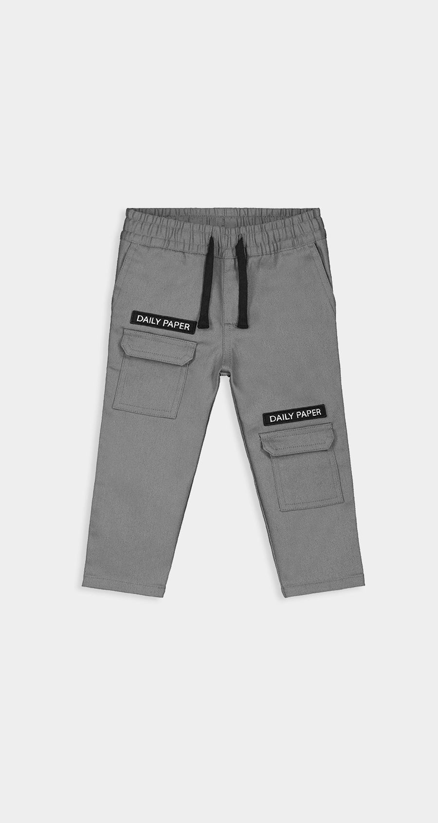 Daily Paper - Grey Kids Cargo Pants Front