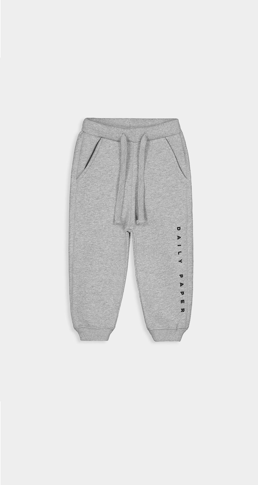 Daily Paper - Grey Kids Alias Sweatpants Front