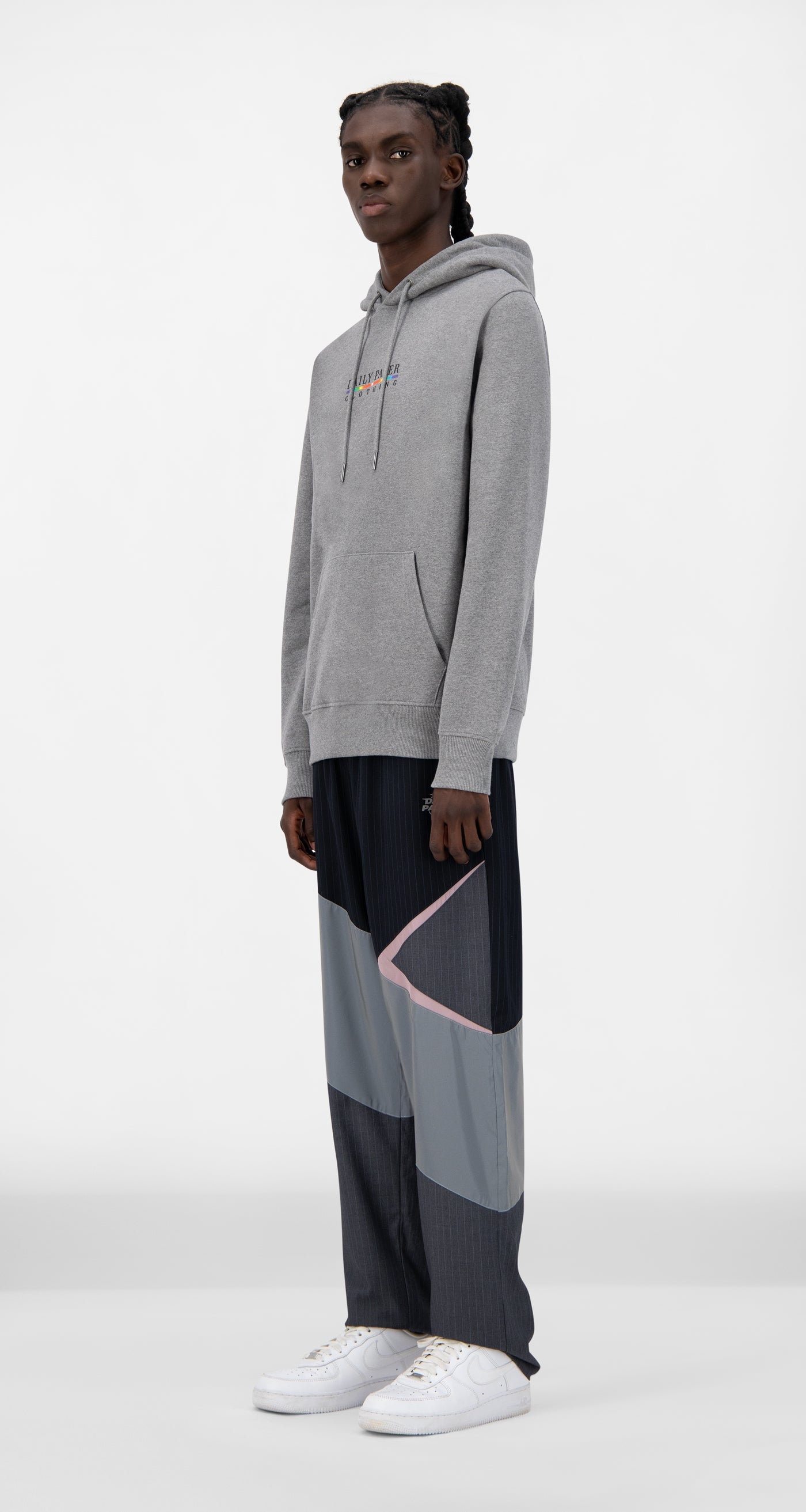 Daily Paper - Grey Jamel Hoody - Men