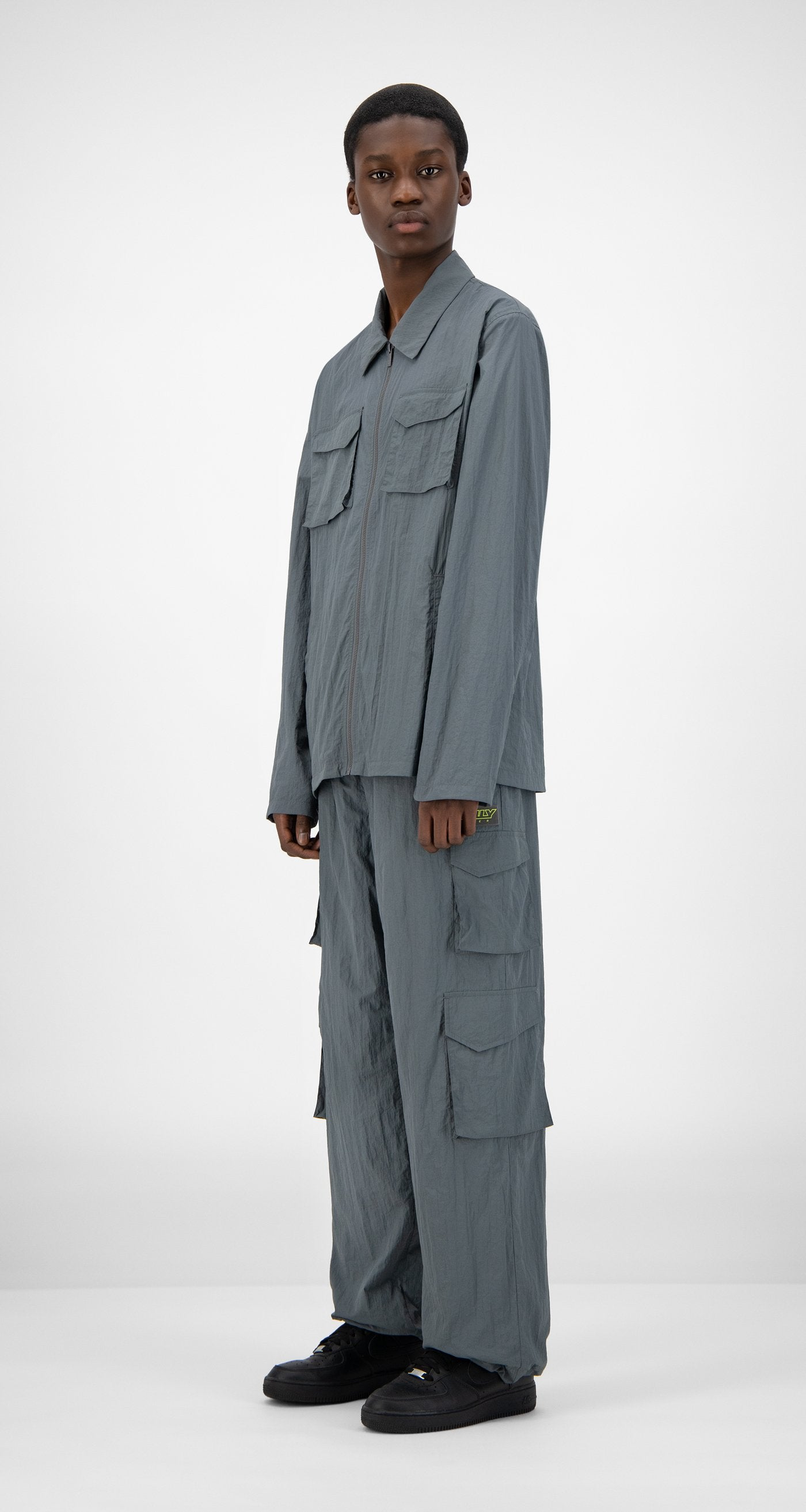 Daily Paper - Grey Homa Jacket - Men