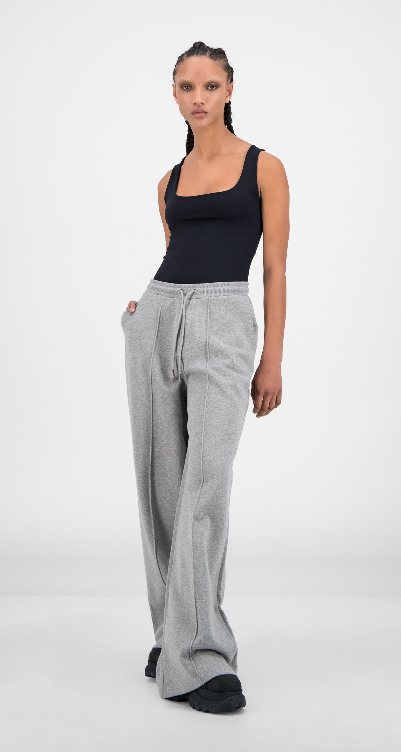 Daily Paper - Grey Hifa Pants - Women